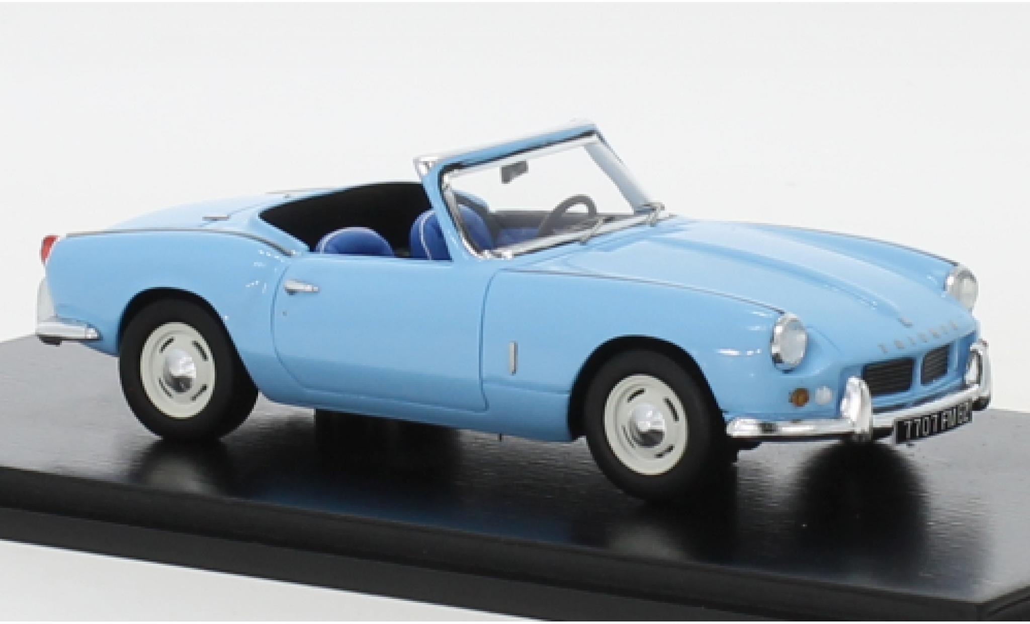 Triumph Spitfire 1/43 Spark 4 MK2 blau 1965