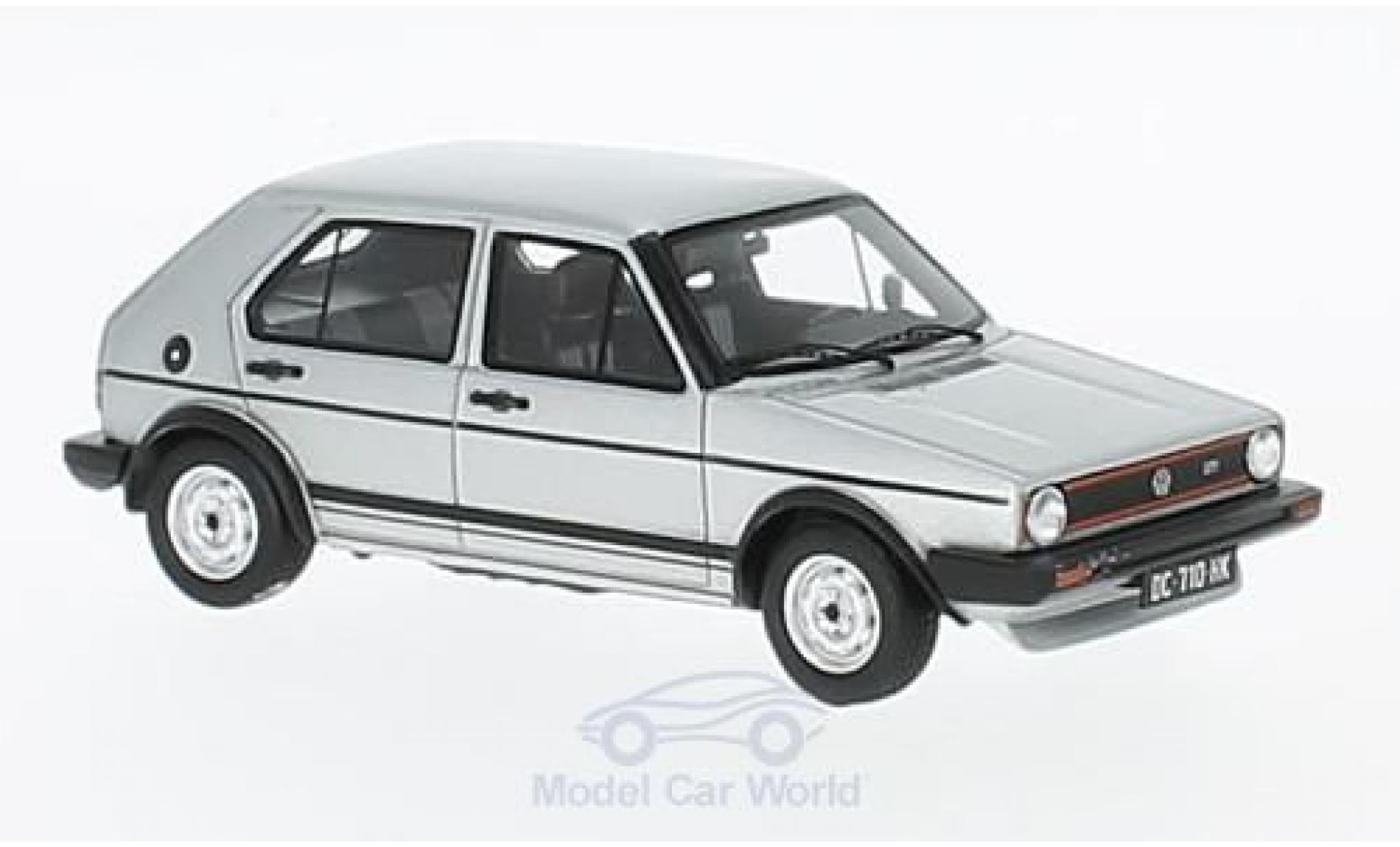 Volkswagen Golf V 1/43 Spark I GTI grey 1982