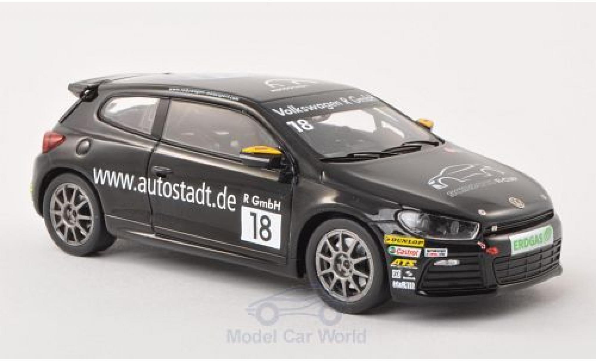 Volkswagen Scirocco R-Cup 1/43 Spark No.18 Autostadt