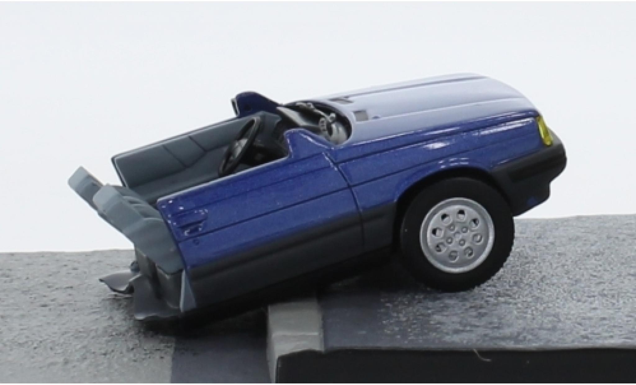 Renault 11 1/43 SpecialC 007 Taxi Half Car James Bond 007 sans figurine Im Angesicht - Todes