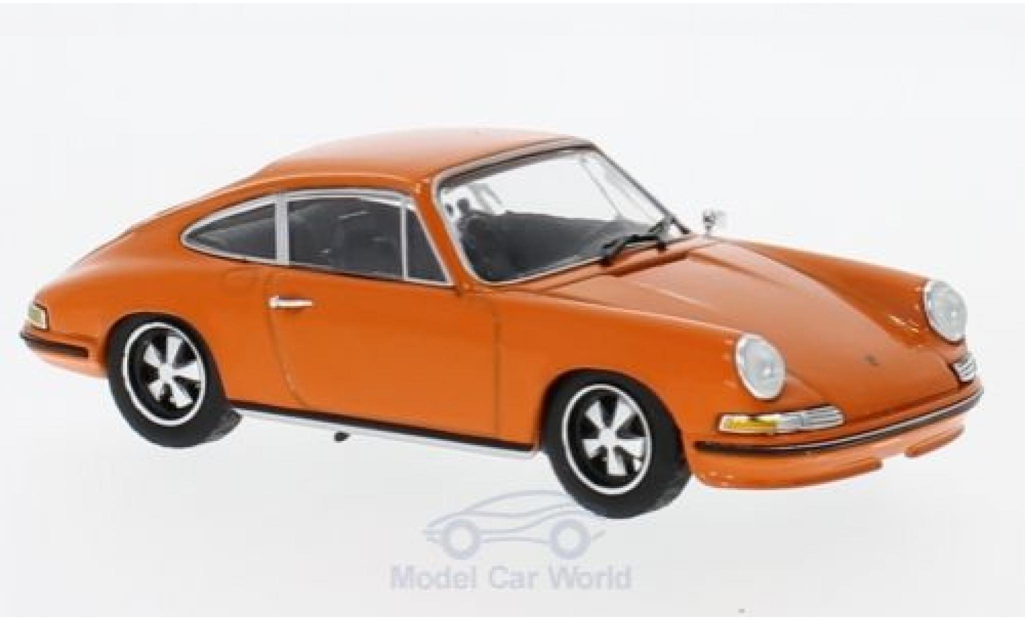 Porsche 911 SC 1/43 SpecialC 111 S 2.4 orange 1972 Collection