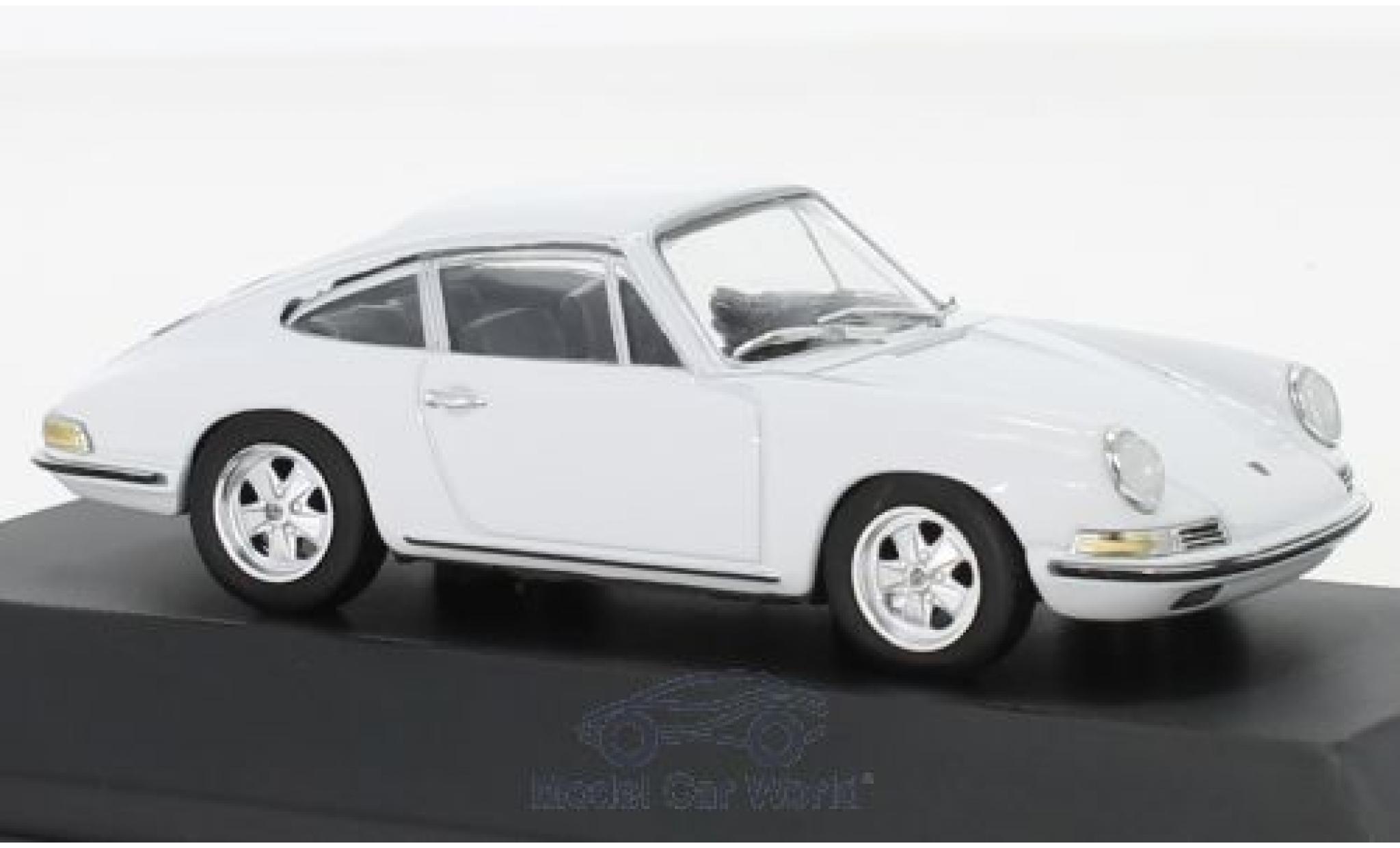 Porsche 911 1/43 SpecialC 111 S blanche 1967 Collection