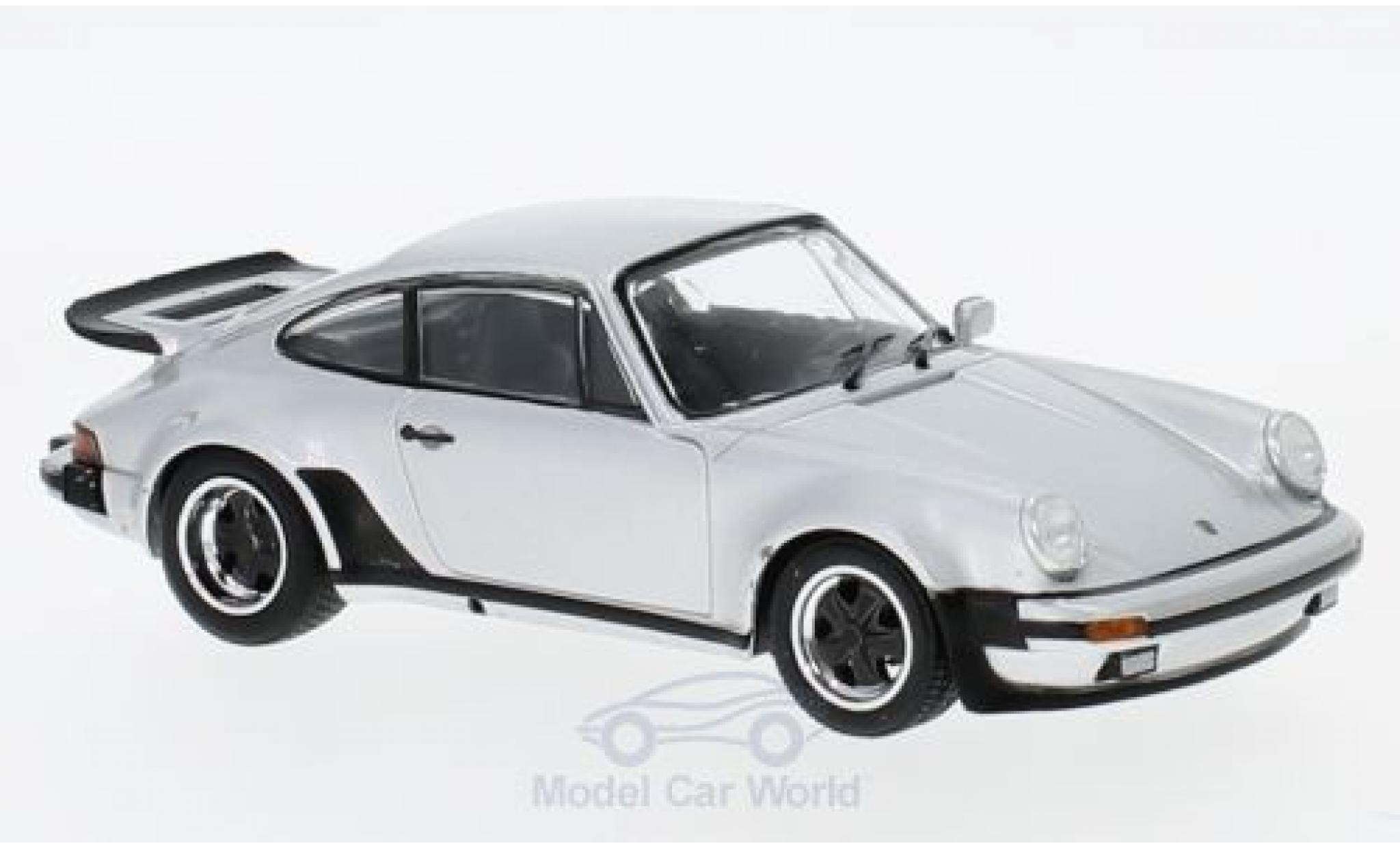Porsche 930 Turbo 1/43 SpecialC 111 911 grise 1975 911 Collection