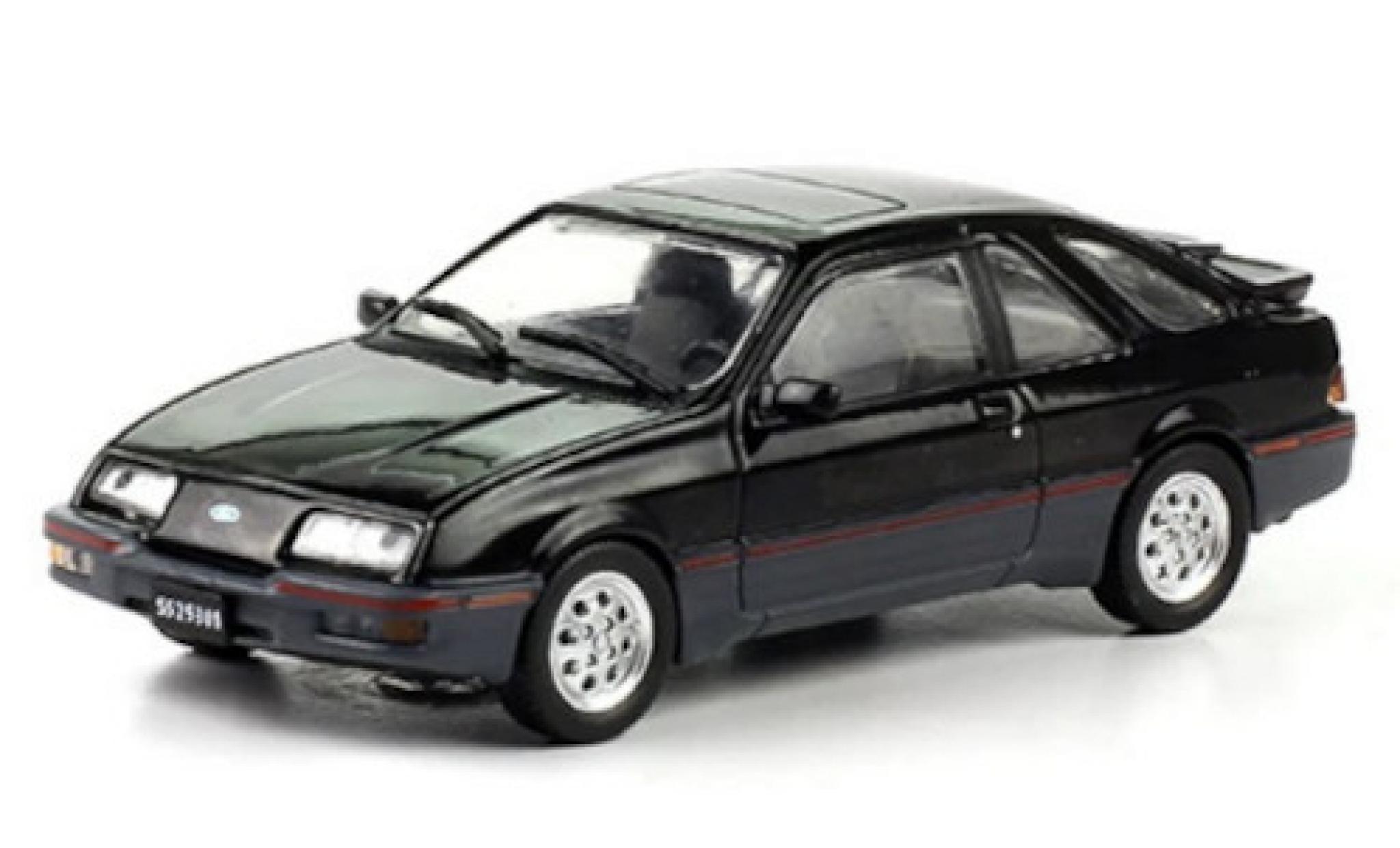 Ford Sierra 1/43 SpecialC 120 XR4 noire 1984