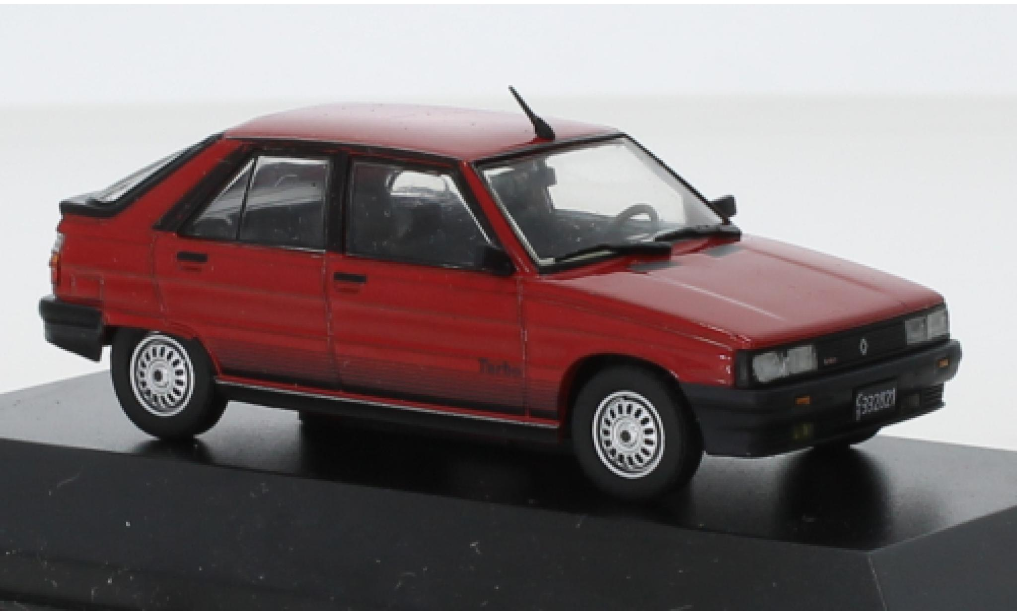 Renault 11 1/43 SpecialC 120 Turbo rouge 1986
