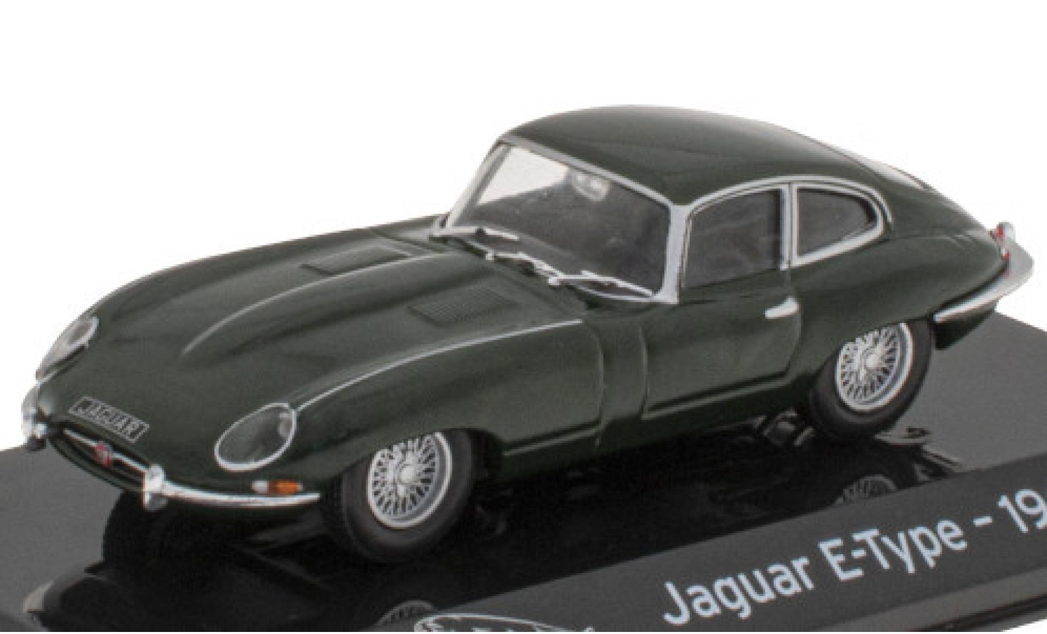 Jaguar E-Type 1/43 SpecialC 121 Series I verte 1961