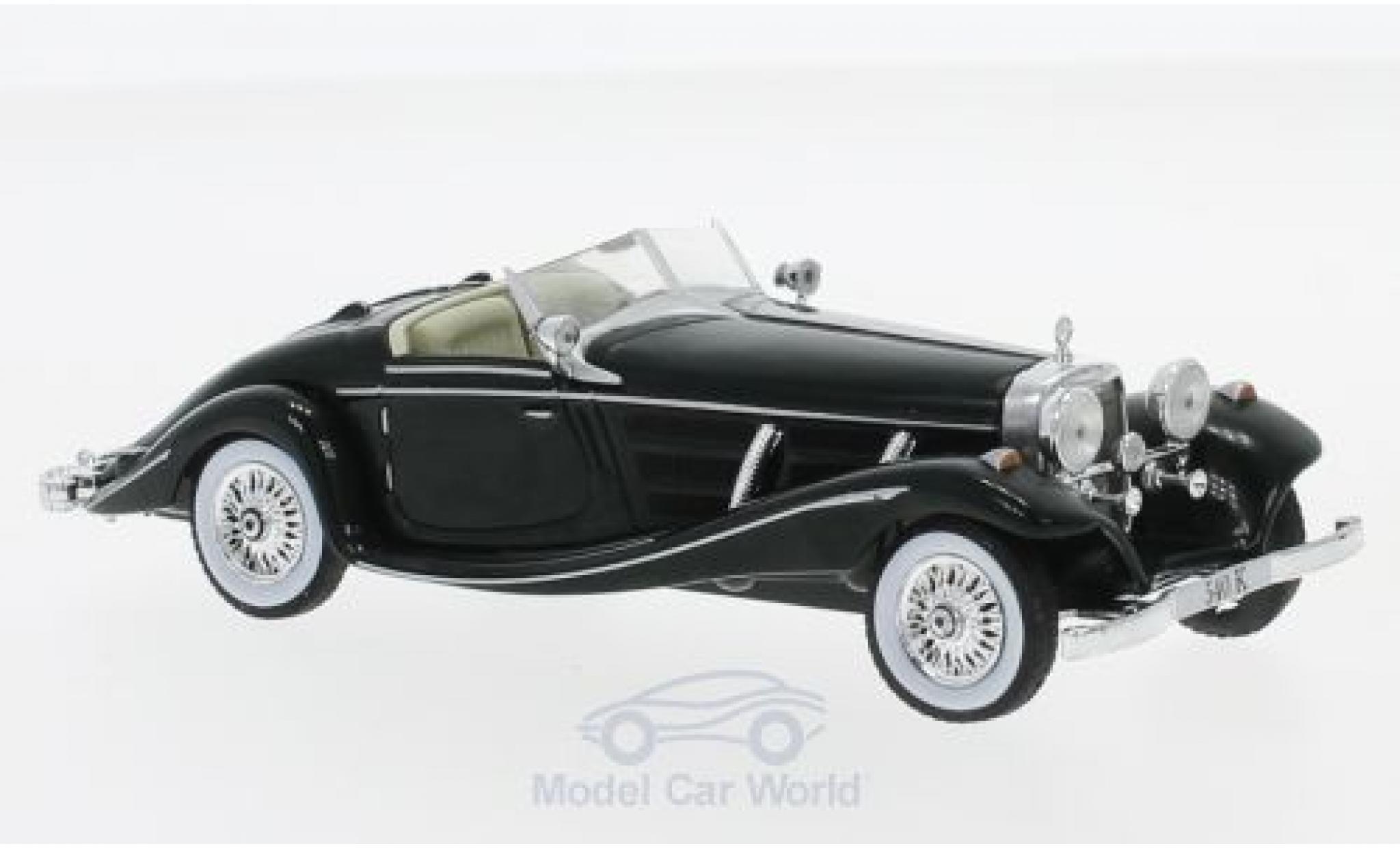 Mercedes 540 1/43 SpecialC 16 K Spezial Roadster (W29) 1936 ohne Vitrine