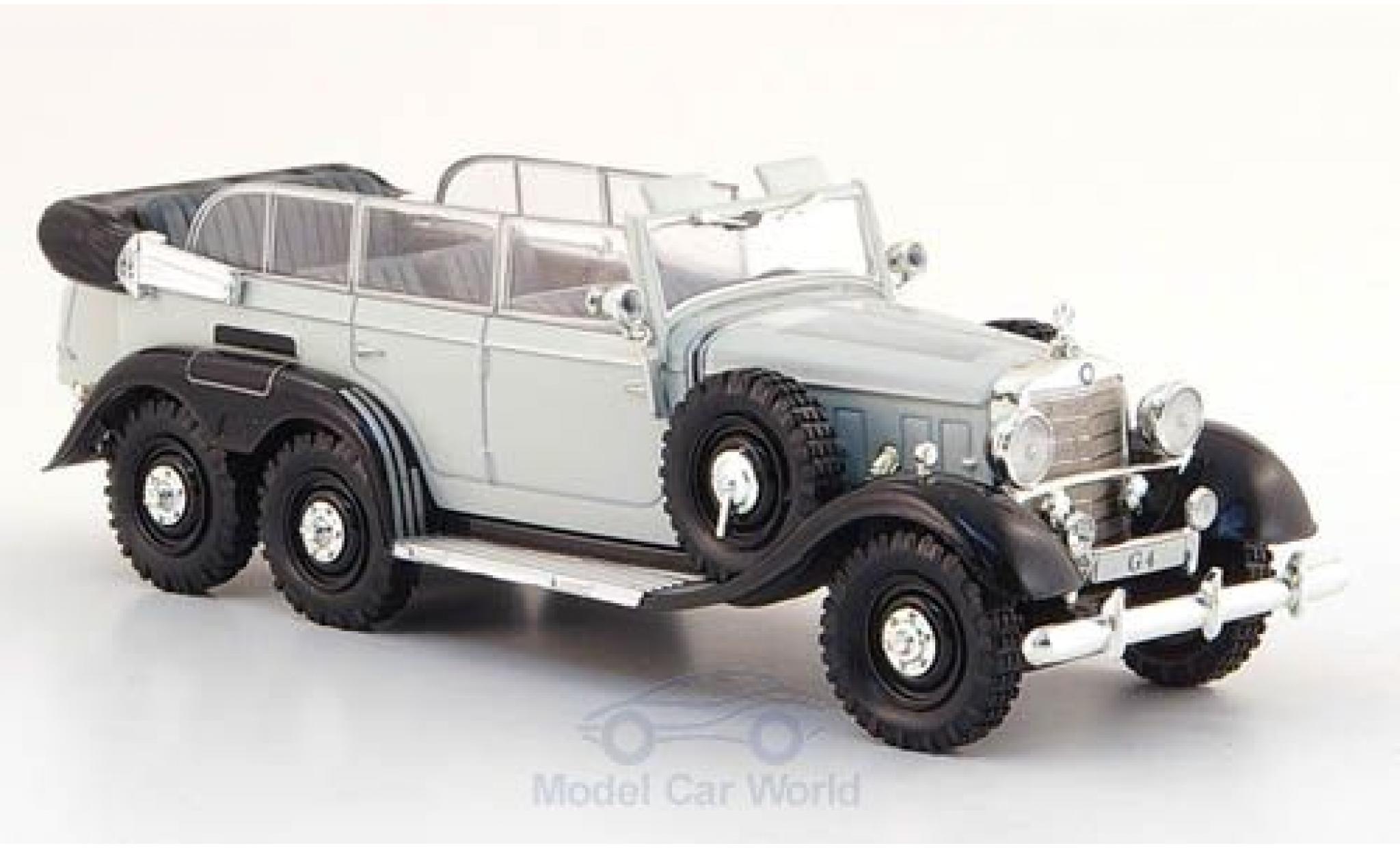 Mercedes Classe G 1/43 SpecialC 16 G 4 grise 1938 ohne Vitrine