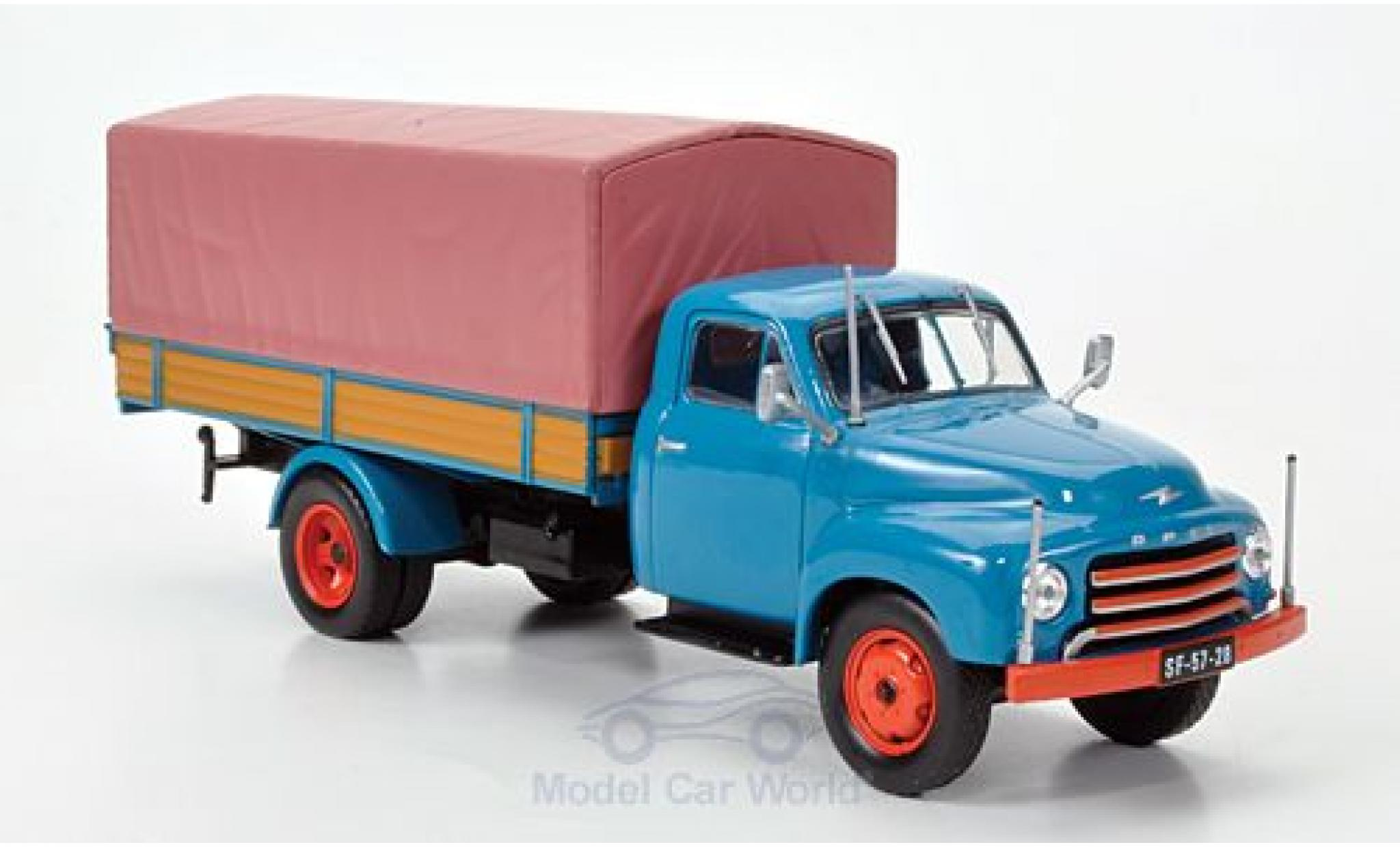 Opel Blitz 1/43 SpecialC 40 175 Tonner-LKW bleue 1952 ohne Vitrine