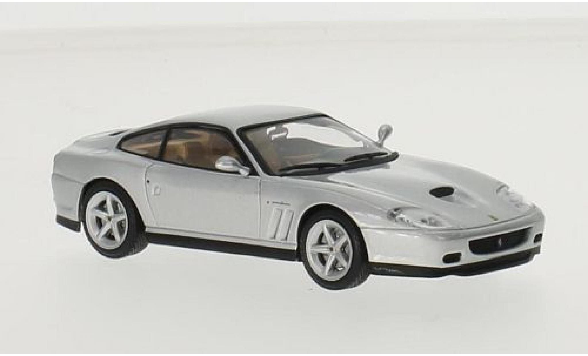 Ferrari 575 1/43 SpecialC 45 M Maranello grise sans Vitrine
