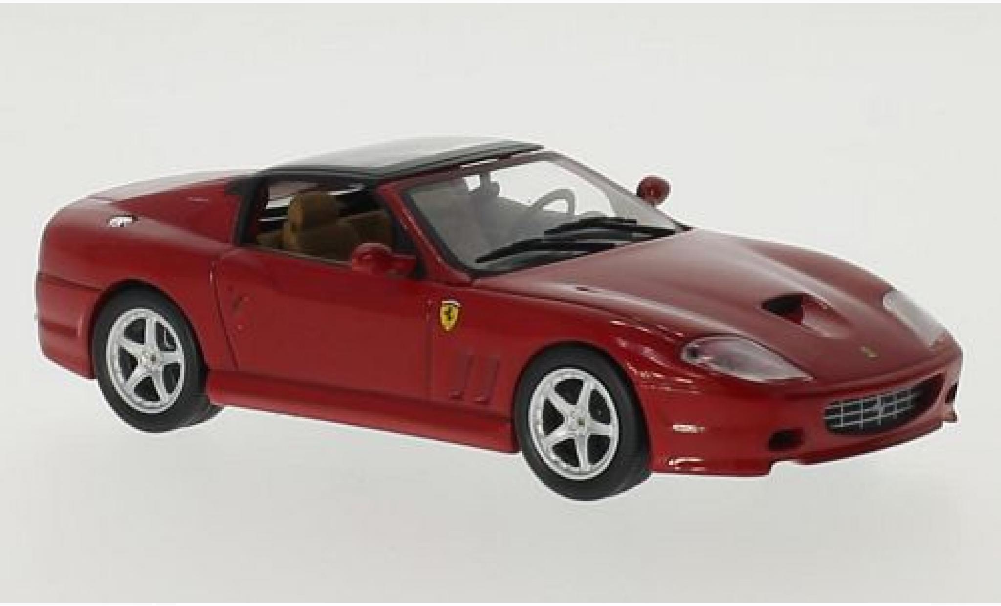 Ferrari 599 1/43 SpecialC 45 Superamerica rouge sans Vitrine