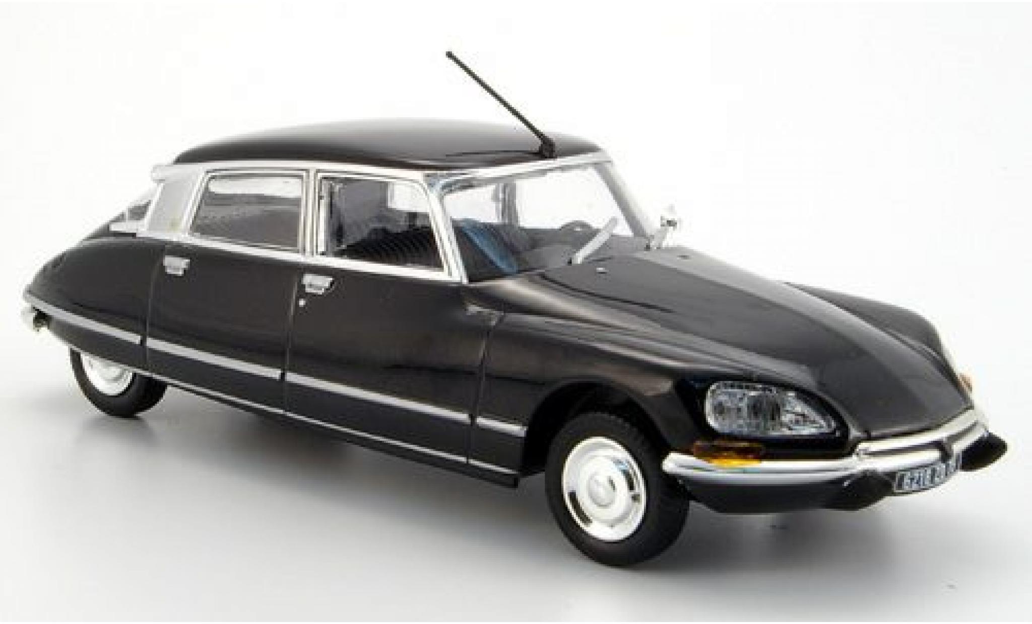 Citroen DS 1/43 SpecialC 56 23 noire Valery Giscard d Estaing 1974 sans Vitrine