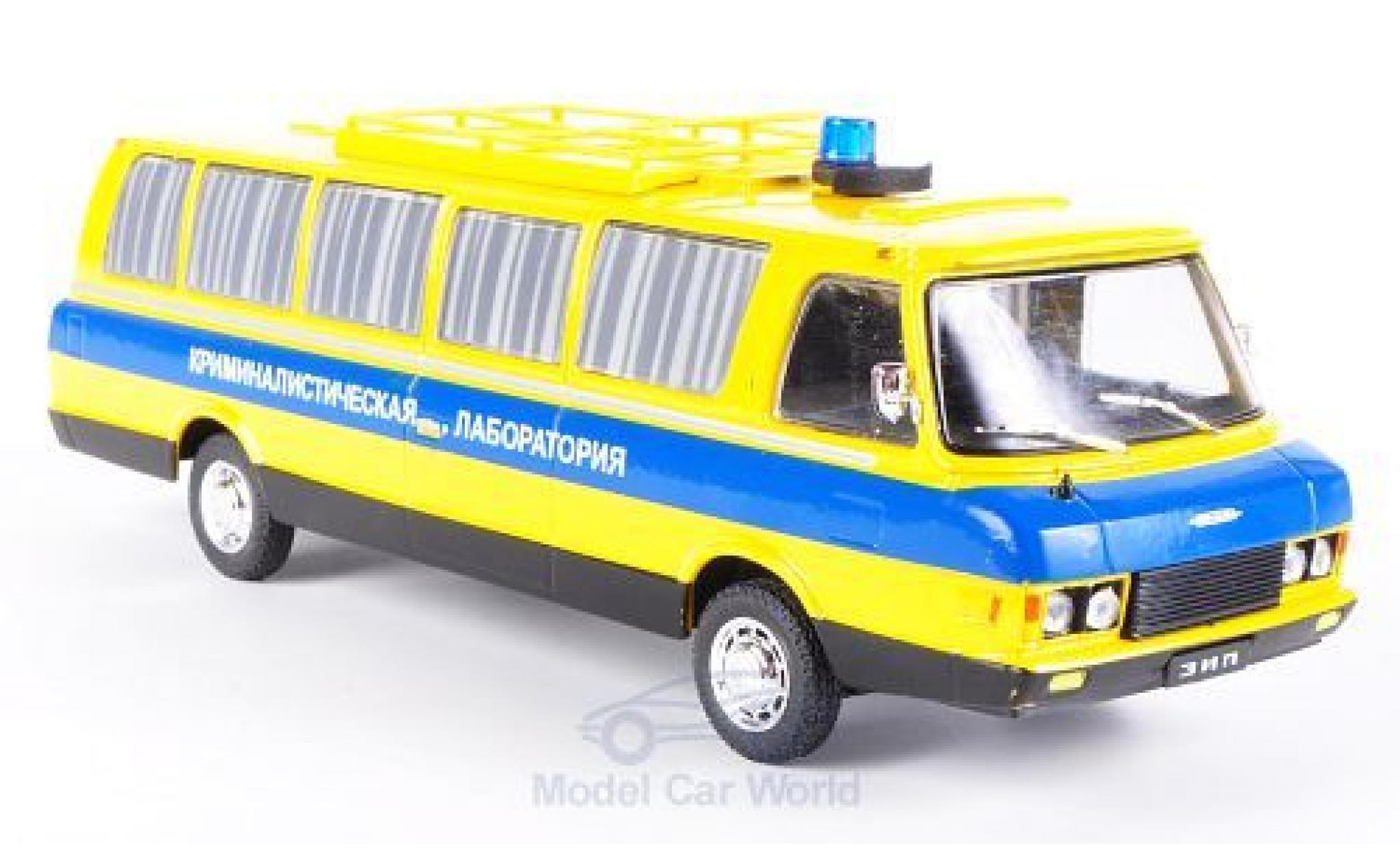 Zil 118 1/43 SpecialC 58 ZIL KL Mobiles Kriminallabor ohne Vitrine