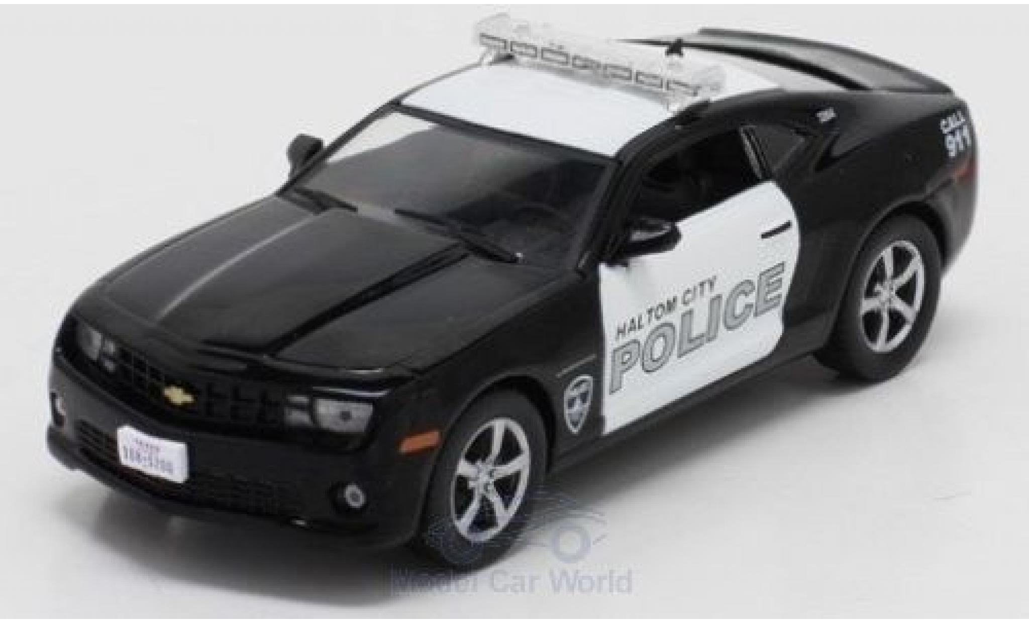Chevrolet Camaro 1/43 SpecialC 80 SS Police ohne Vitrine