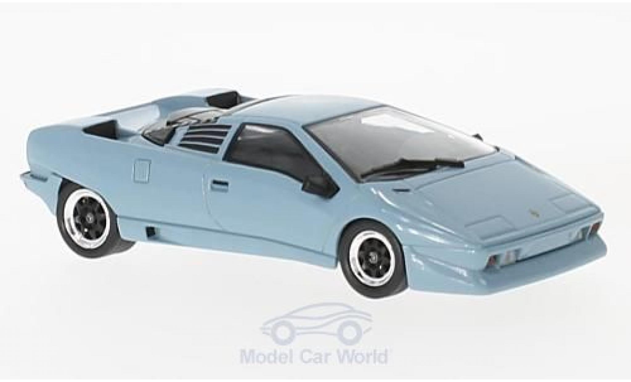 Lamborghini P132 1/43 SpecialC 98 P 132 blue 1986