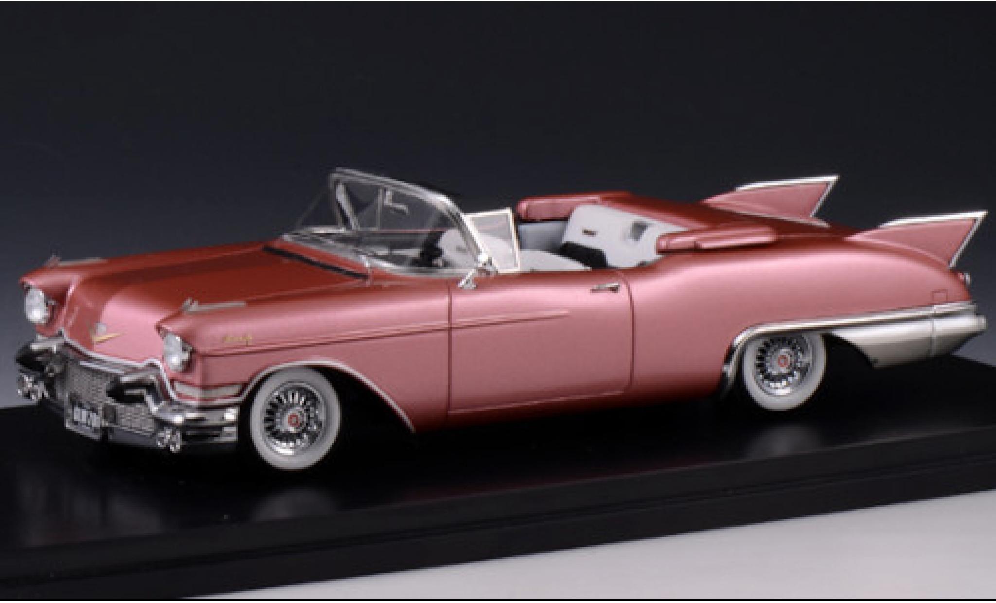 Cadillac Eldorado 1/43 Stamp Models Biarritz metallise pink 1957