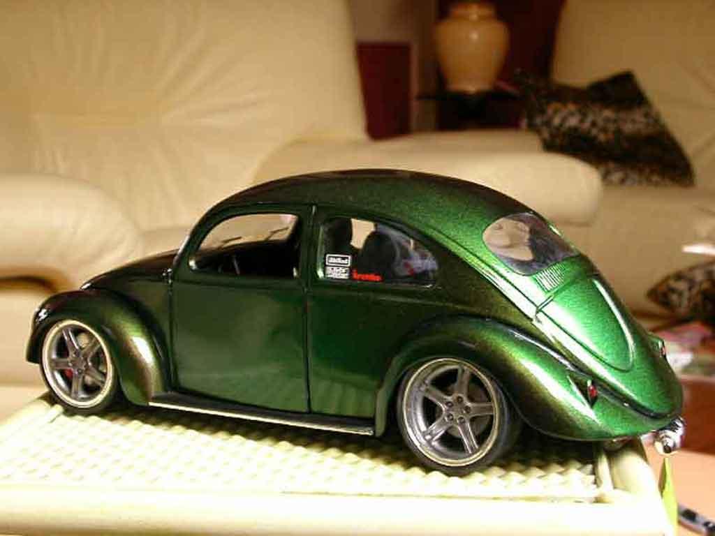 Volkswagen Kafer 1/18 Solido street cox peinture cameleon