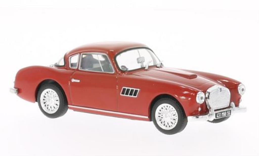 Talbot Lago 1/43 WhiteBox 2500 Coupe rouge 1955 miniature