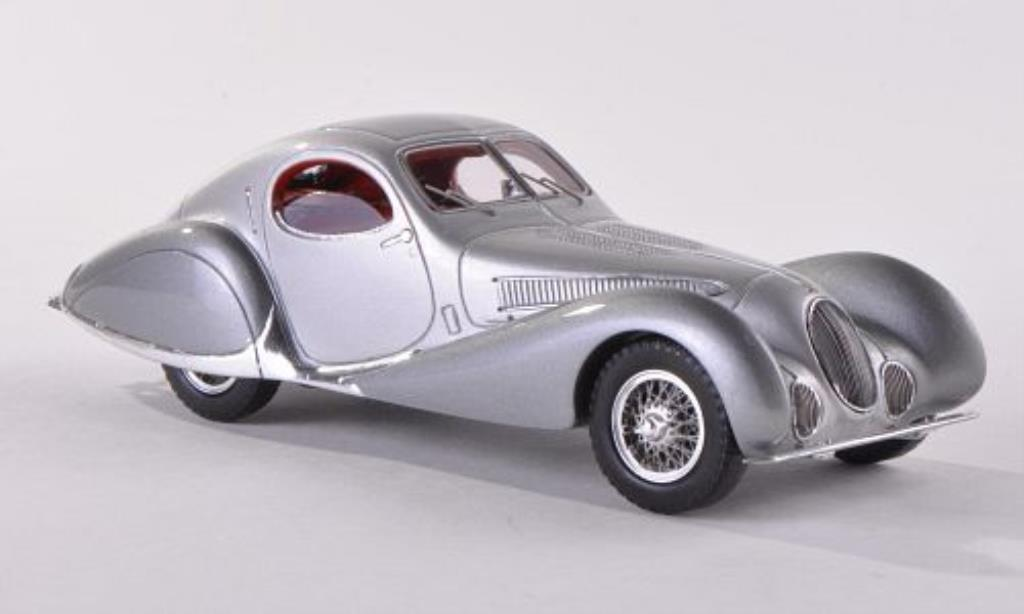 Talbot Lago 1/43 Spark T150 SS Figoni & Falaschi grise 1937 miniature