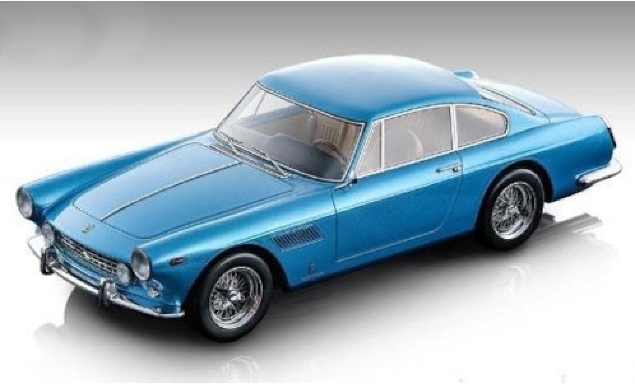 Ferrari 250 1/18 Tecnomodel GTE 2+2 metallise bleue 1962