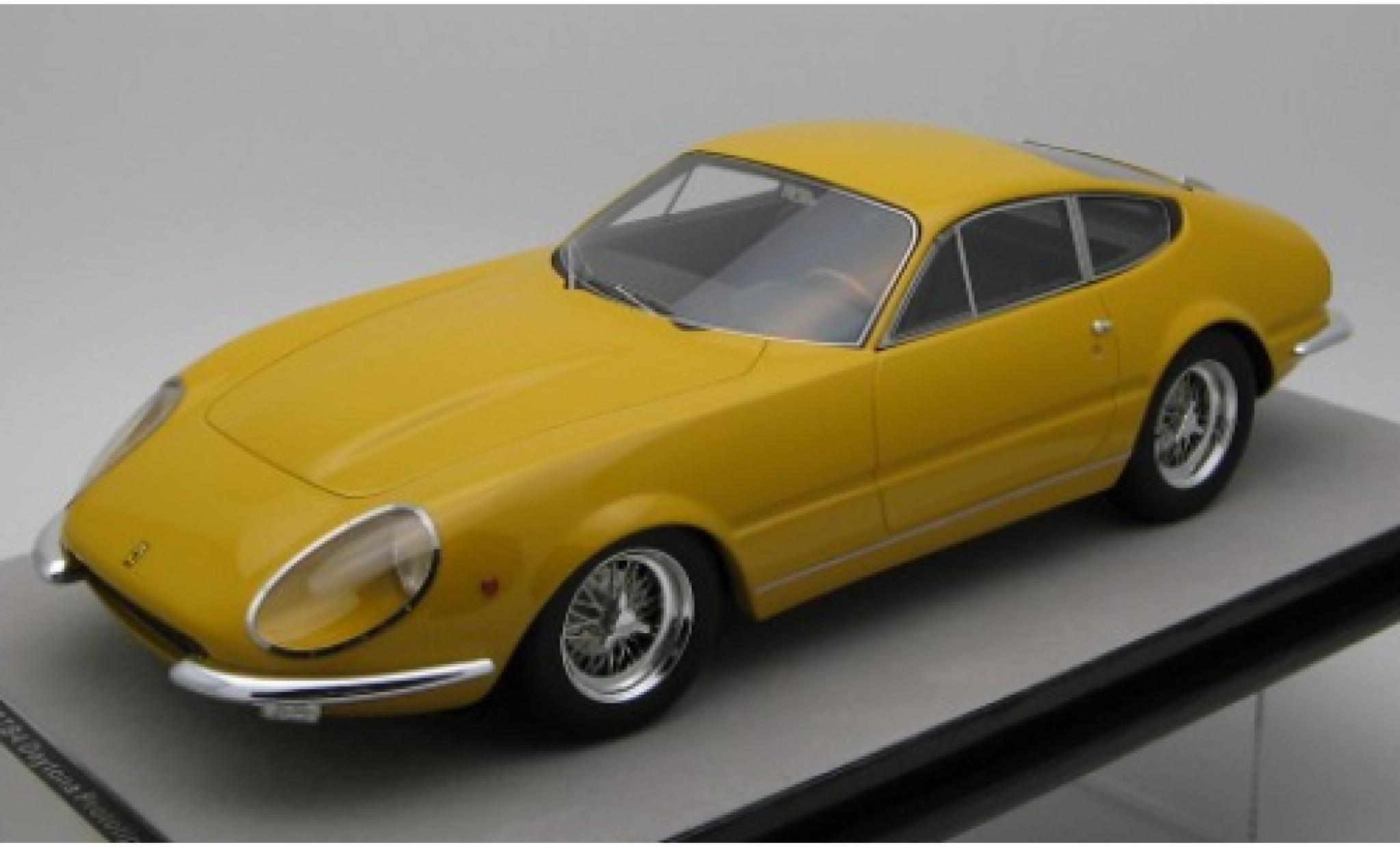 Ferrari 365 1/18 Tecnomodel GTB/4 Daytona Prossootipo giallo 1967