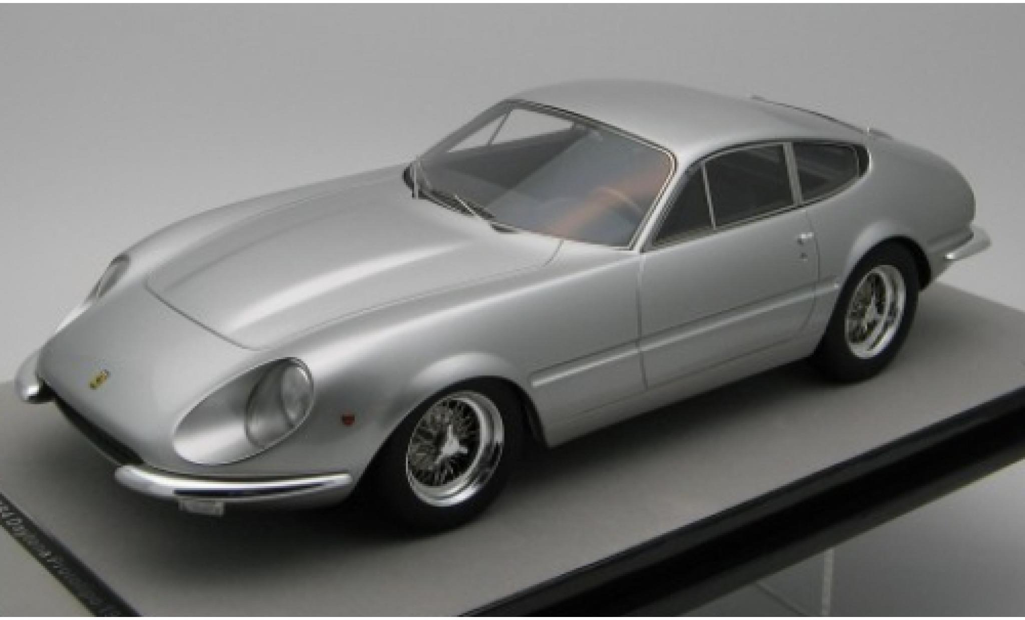 Ferrari 365 1/18 Tecnomodel GTB/4 Daytona Prougeotipo grise 1967