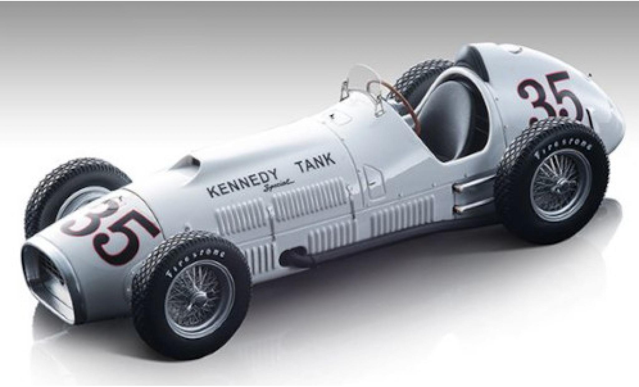 Ferrari 375 1/18 Tecnomodel Indianapolis No.35 Automobil Weltmeisterschaft Indianapolis 500 1952 J.Mauro