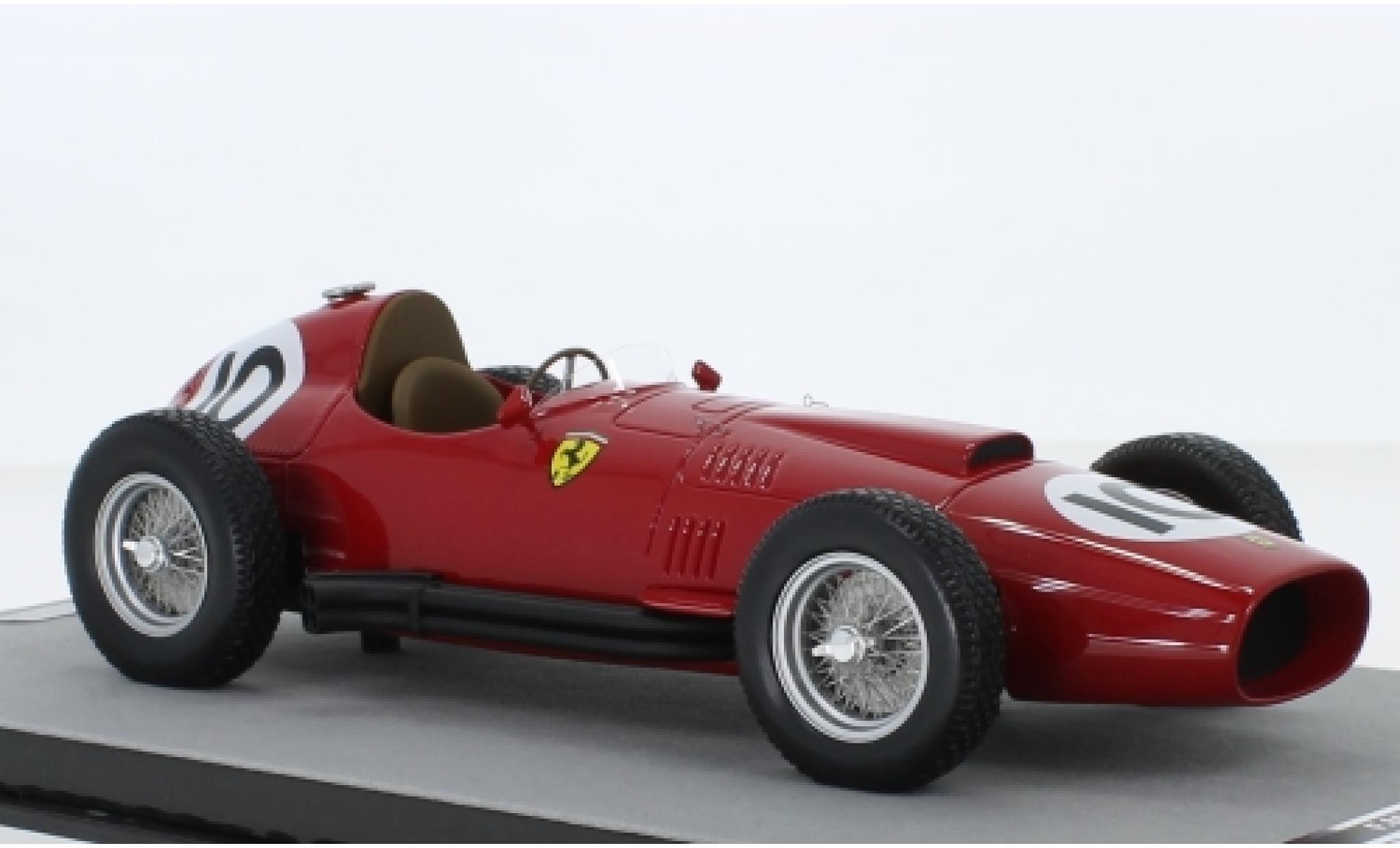 Ferrari 801 1/18 Tecnomodel No.10 Scuderia Formel 1 GP Großbritannien 1957 M.Hawthorn