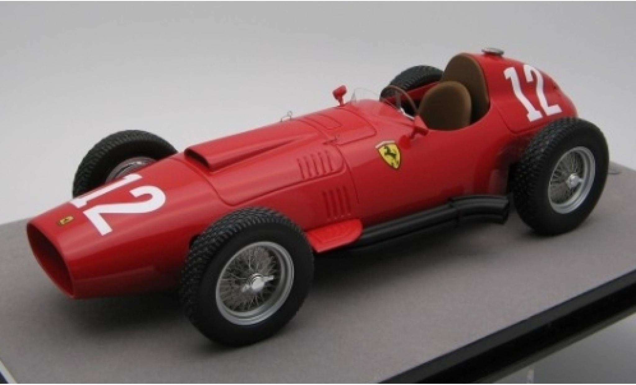 Ferrari 801 1/18 Tecnomodel No.12 Scuderia Formel 1 GP Frankreich 1957 P.Collins