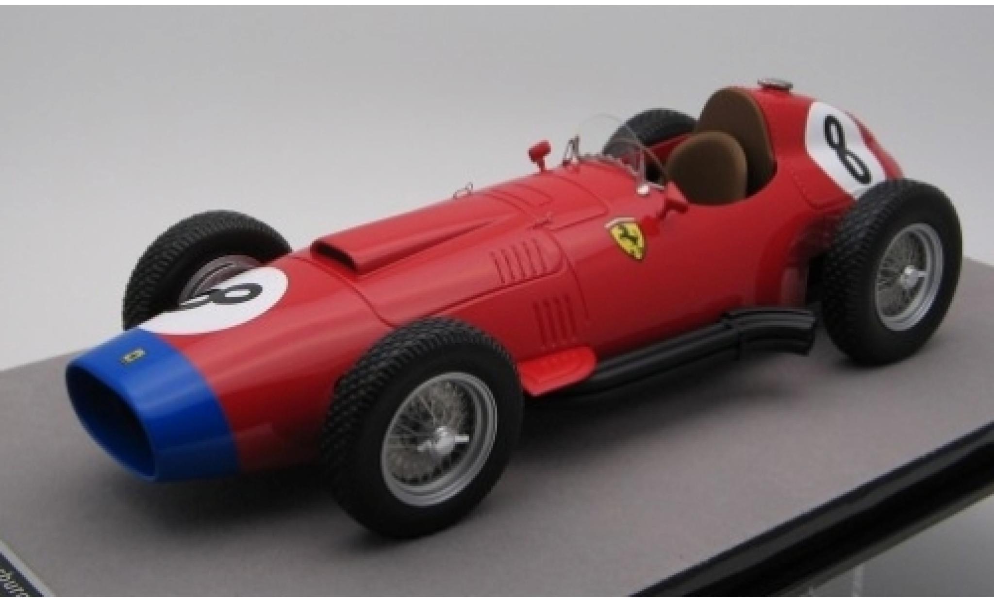 Ferrari 801 1/18 Tecnomodel No.8 Scuderia Formel 1 GP Nürburgring 1957 M.Hawthorn
