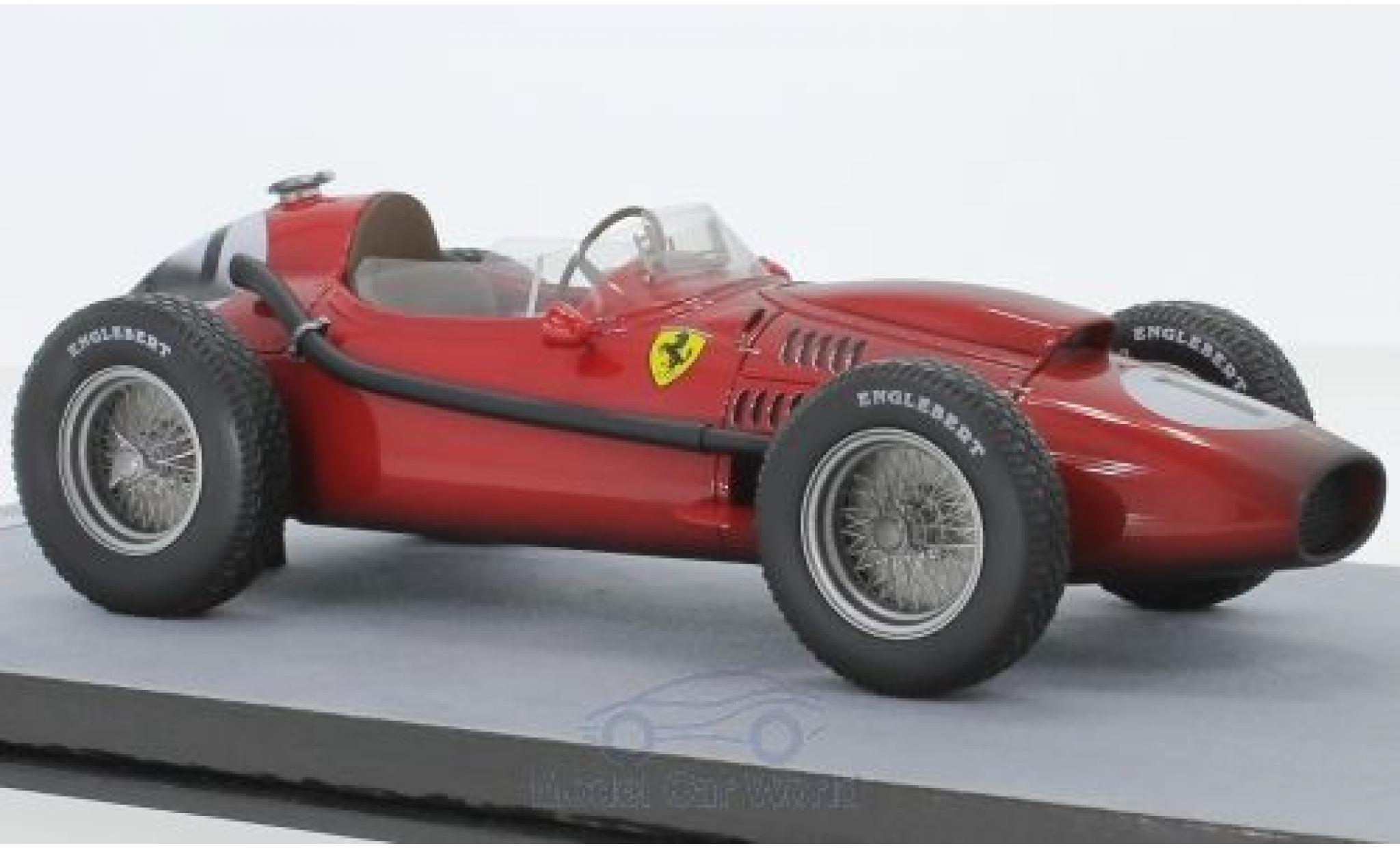 Ferrari Dino 1/18 Tecnomodel 246 F1 No.1 Formel 1 GP England 1958 Final Race Version P.Collins