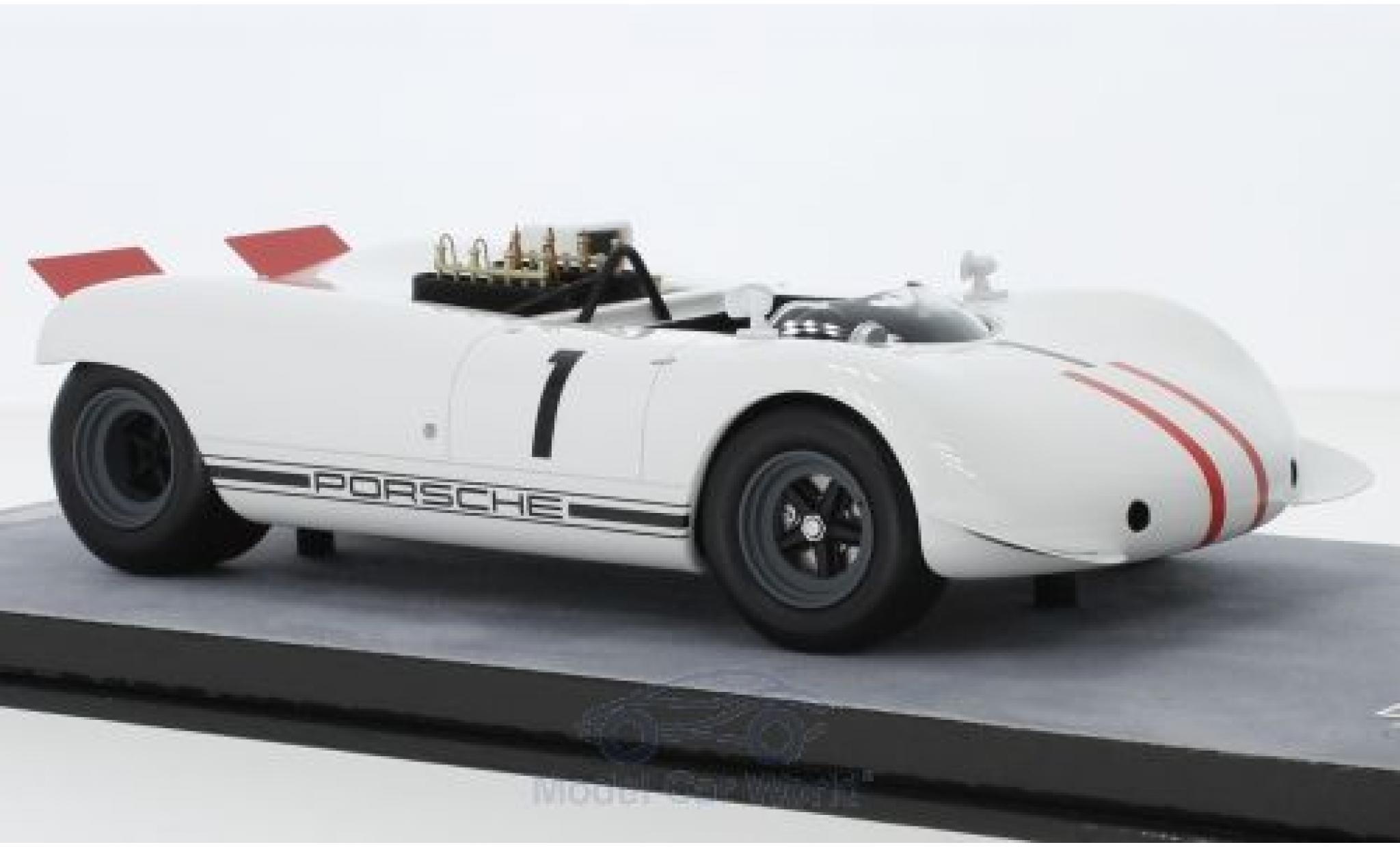 Porsche 909 1968 1/18 Tecnomodel Bergspyder No.1 Mont Ventoux G.Mitter