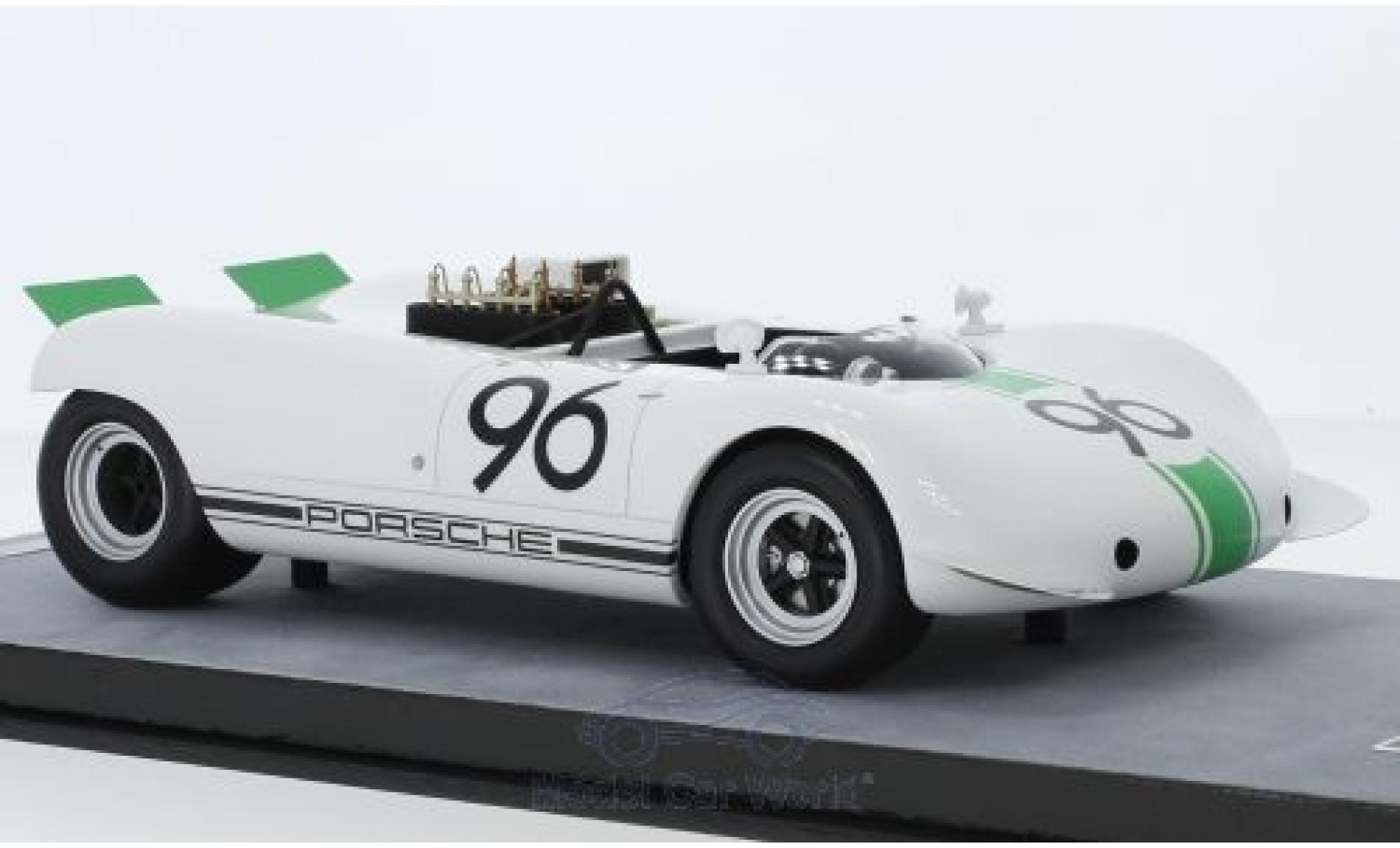 Porsche 909 1968 1/18 Tecnomodel Bergspyder No.96 Gaisberg Rennen R.Stommelen