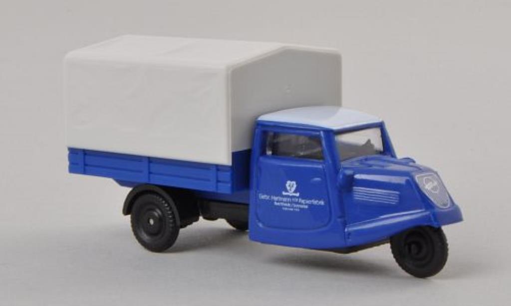 Tempo Dreirad 1/87 Busch Hanseat Gebr. Hartmann Papierfarbrik 1935 miniature