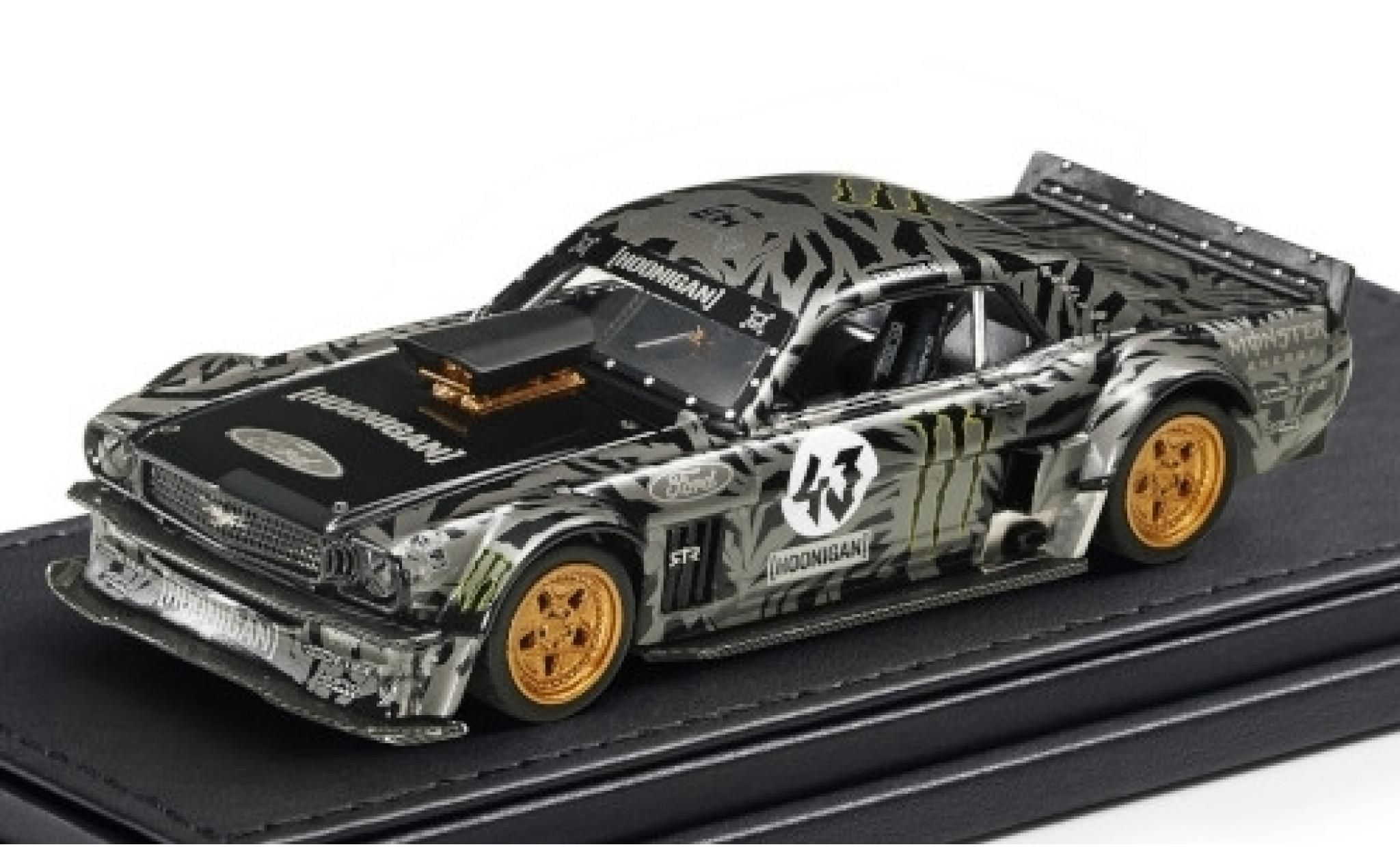 Ford Mustang 1/43 Topmarques Collectibles Hoonicorn V1 No.43 Hoonigan