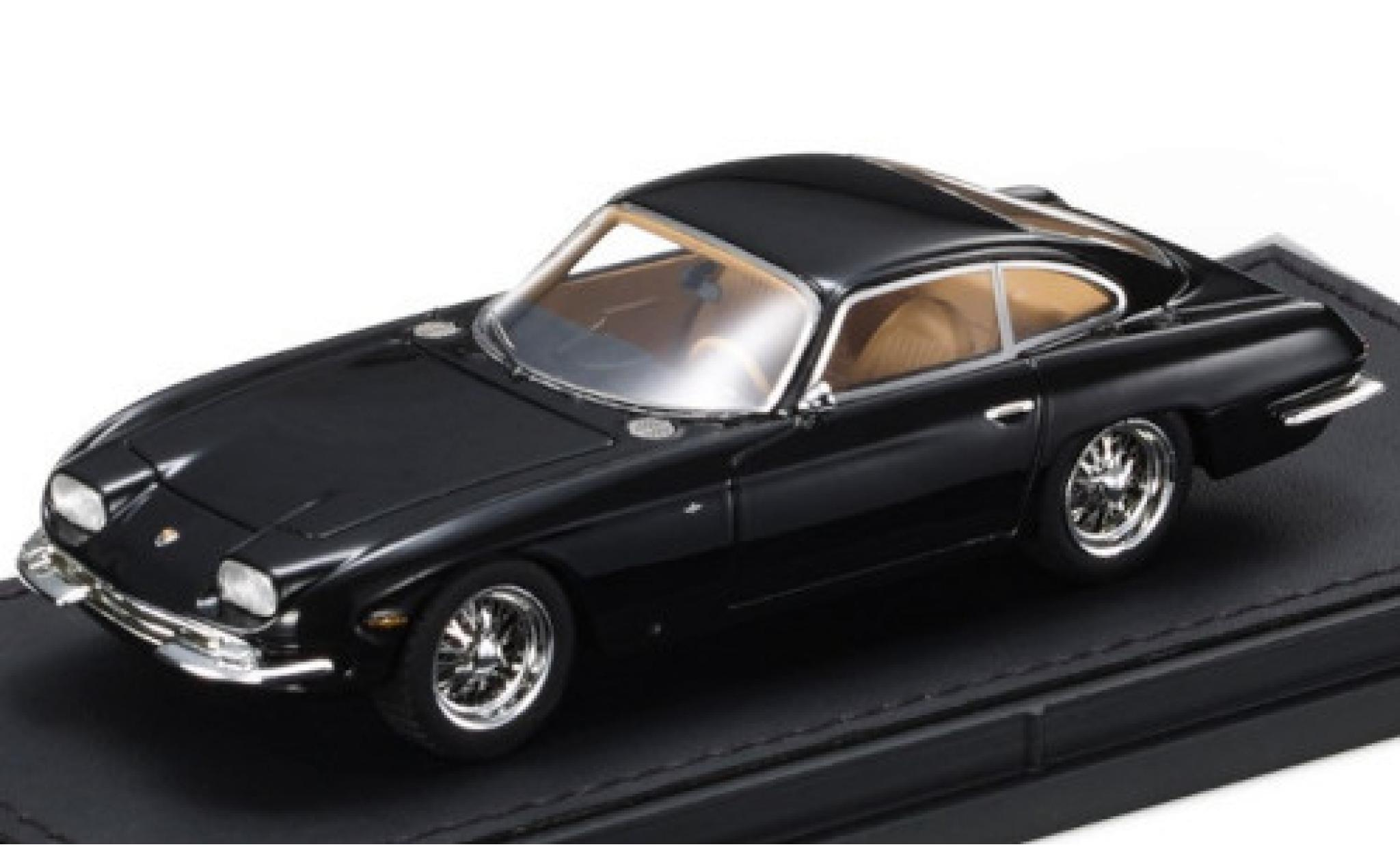 Lamborghini 350 GT 1/18 Topmarques Collectibles noire 1964
