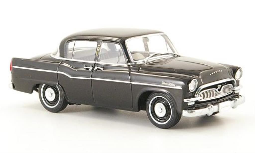 Toyopet Crown 1/43 Ebbro DX (21) noire 1958 miniature