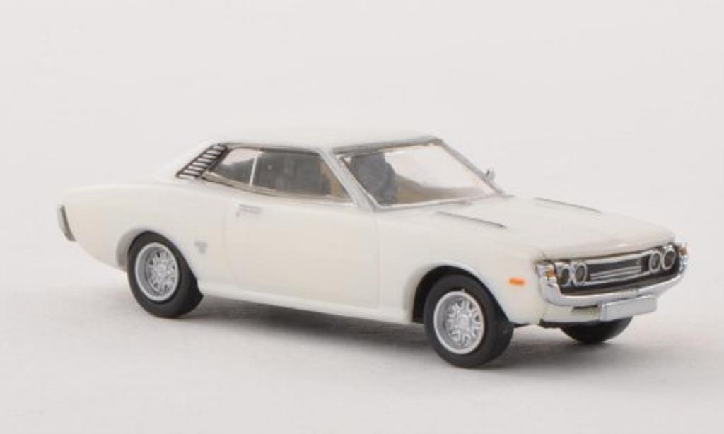 Miniature Toyota Celica LT blanche Brekina. Toyota Celica LT blanche miniature 1/87