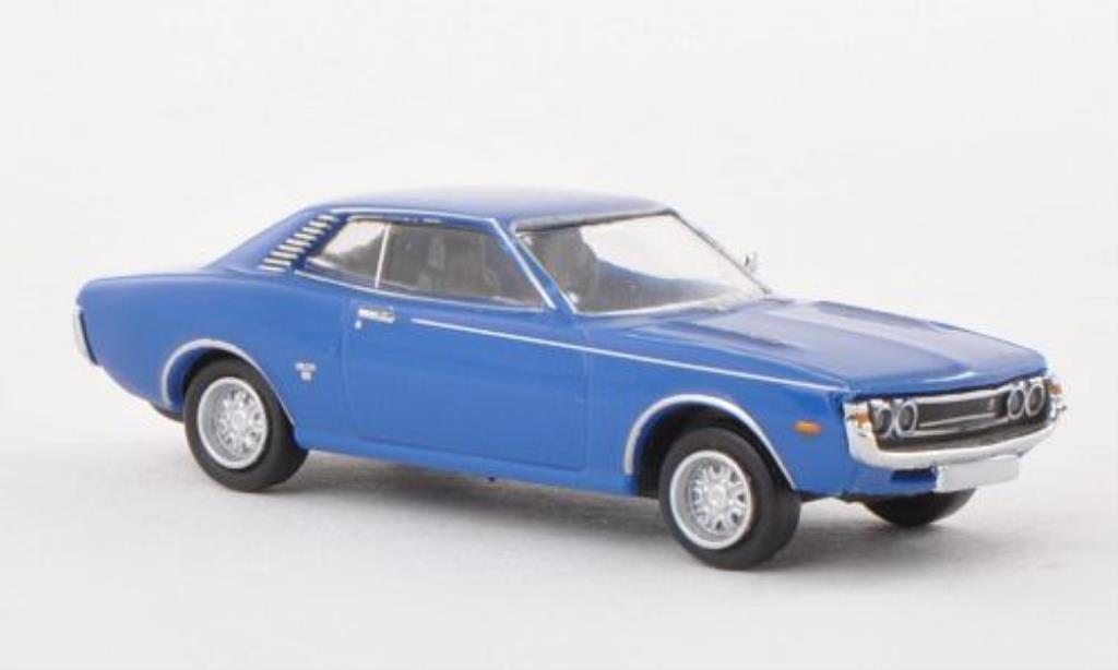Toyota Celica 1/87 Brekina ST bleu miniature