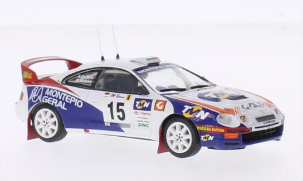 Toyota Celica 1/43 Trofeu ST205 No.15 Rallye Portugal 1998 /N.R miniature