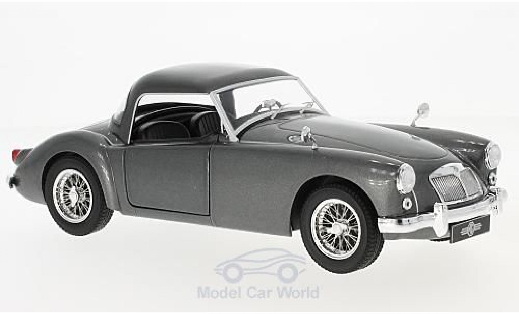 MG A 1/18 Triple 9 Collection MKI 1500 metallise grise 1957