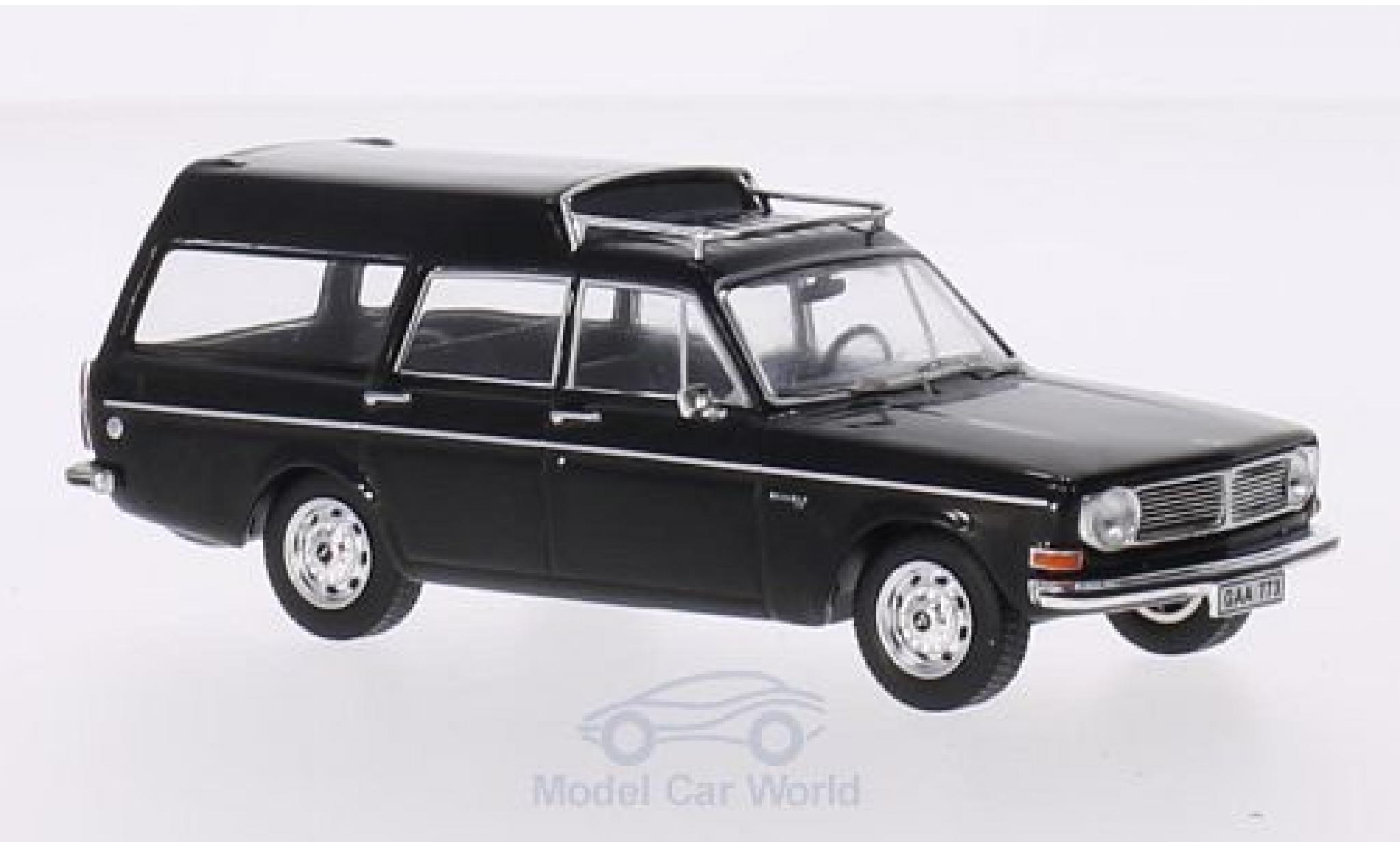 Volvo 145 1/43 Triple 9 Collection Express noire 1969
