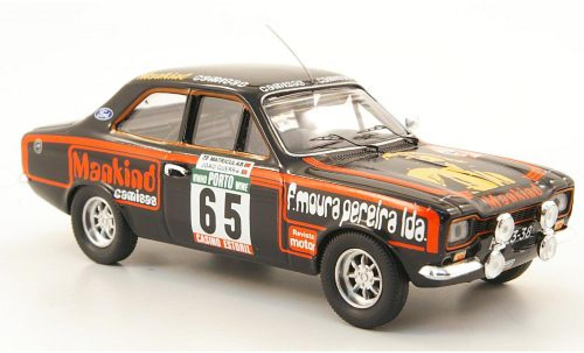 Ford Escort 1/43 Trofeu MkI No.65 Mankind Rallye Portugal 1977