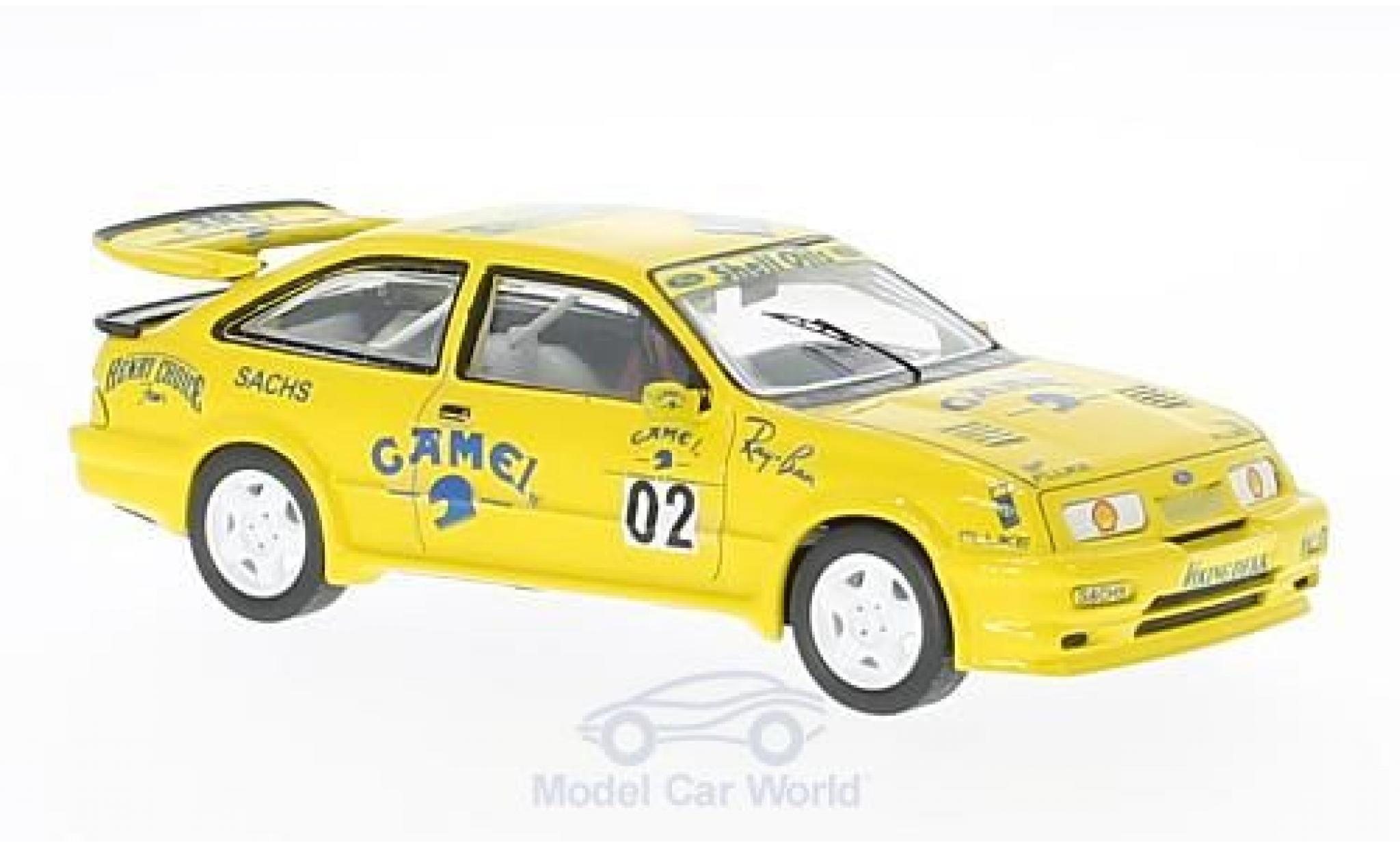 Ford Sierra Cosworth RS 1/43 Trofeu 500 No.02 Came 1st Rallycross EM 1989 B.Skogstad