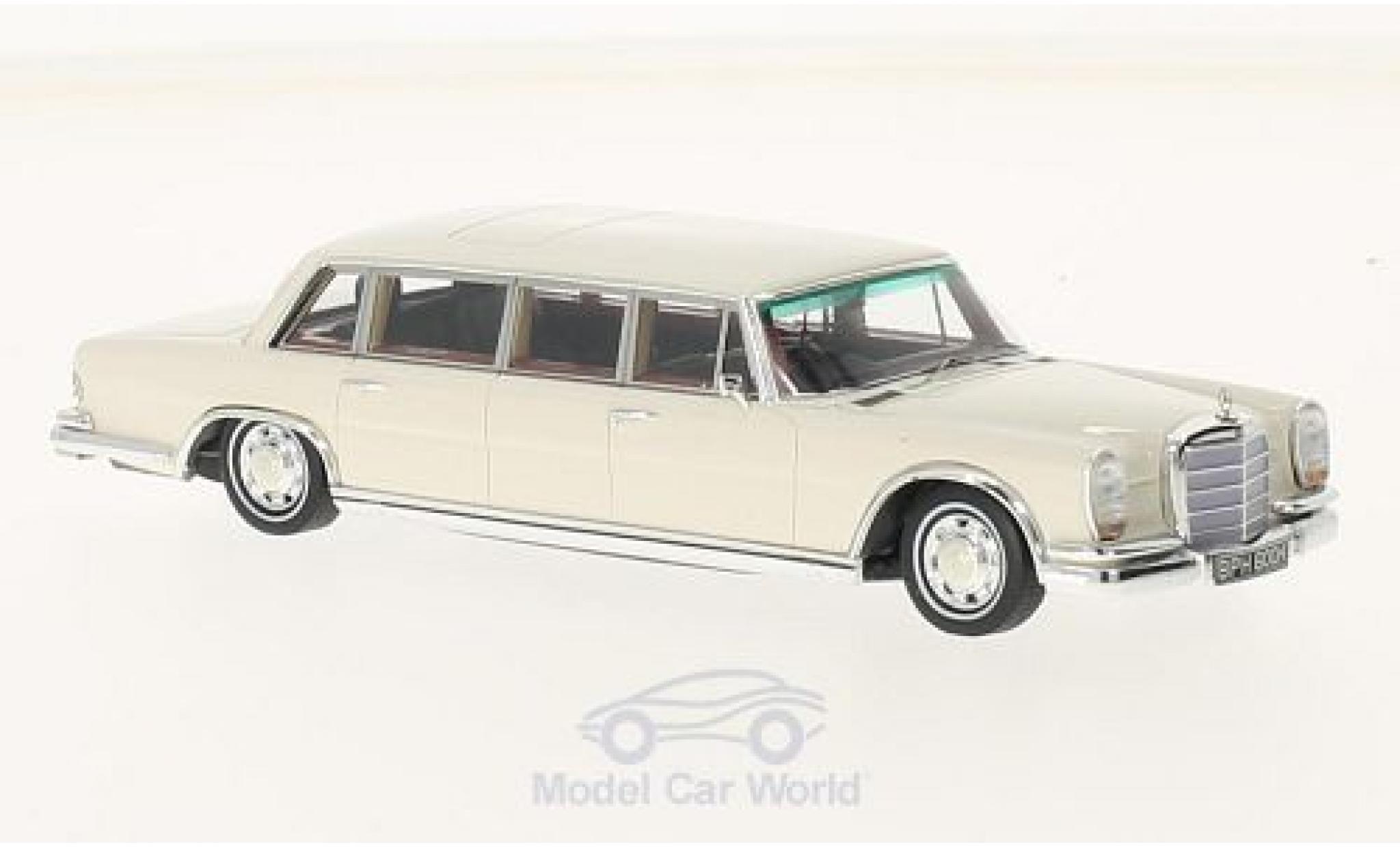 Mercedes 600 Pullmann 1/43 TrueScale Miniatures RHD John Lennon 1970