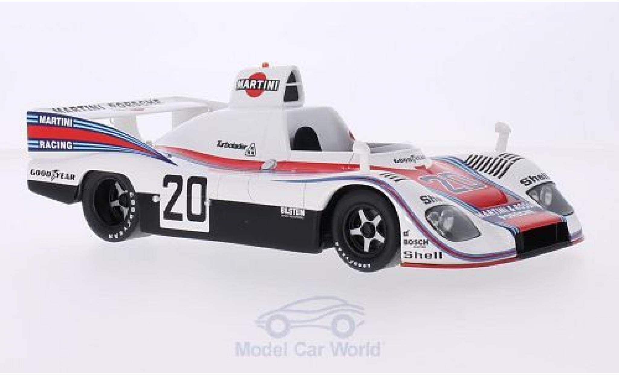 Porsche 936 1/18 TrueScale Miniatures No.20 Martini Racing Martini Sportwagen Weltmeisterschaft Mosport 1976 J.Ickx