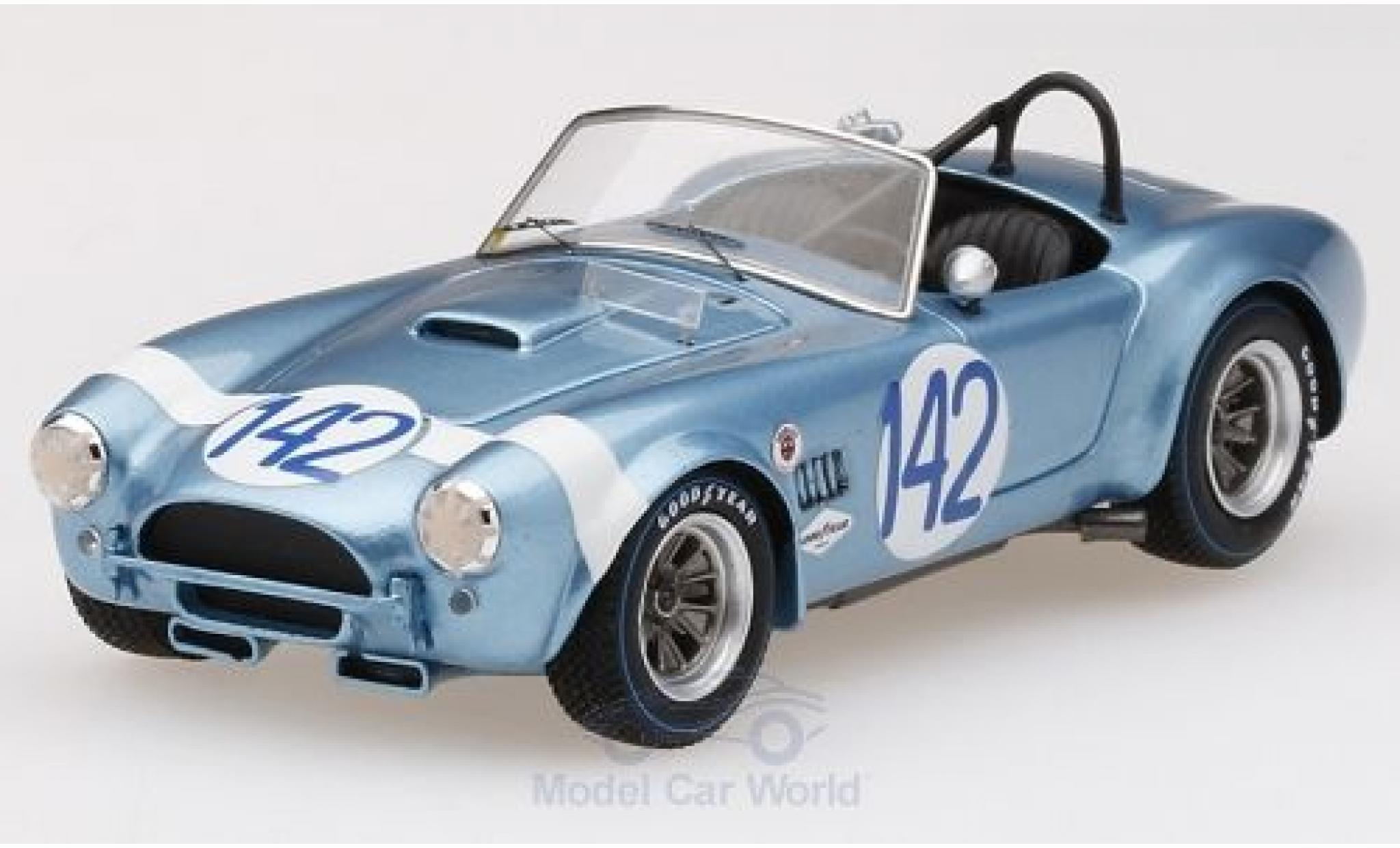 Shelby Cobra 1/43 TrueScale Miniatures No.142 Targa Florio 1964 B.Bondurant/P.Hill
