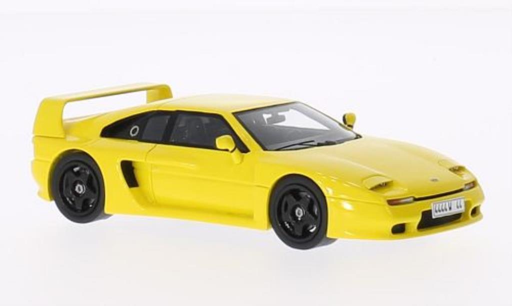 Venturi 400 GT 1/43 Spark jaune 1994 miniature
