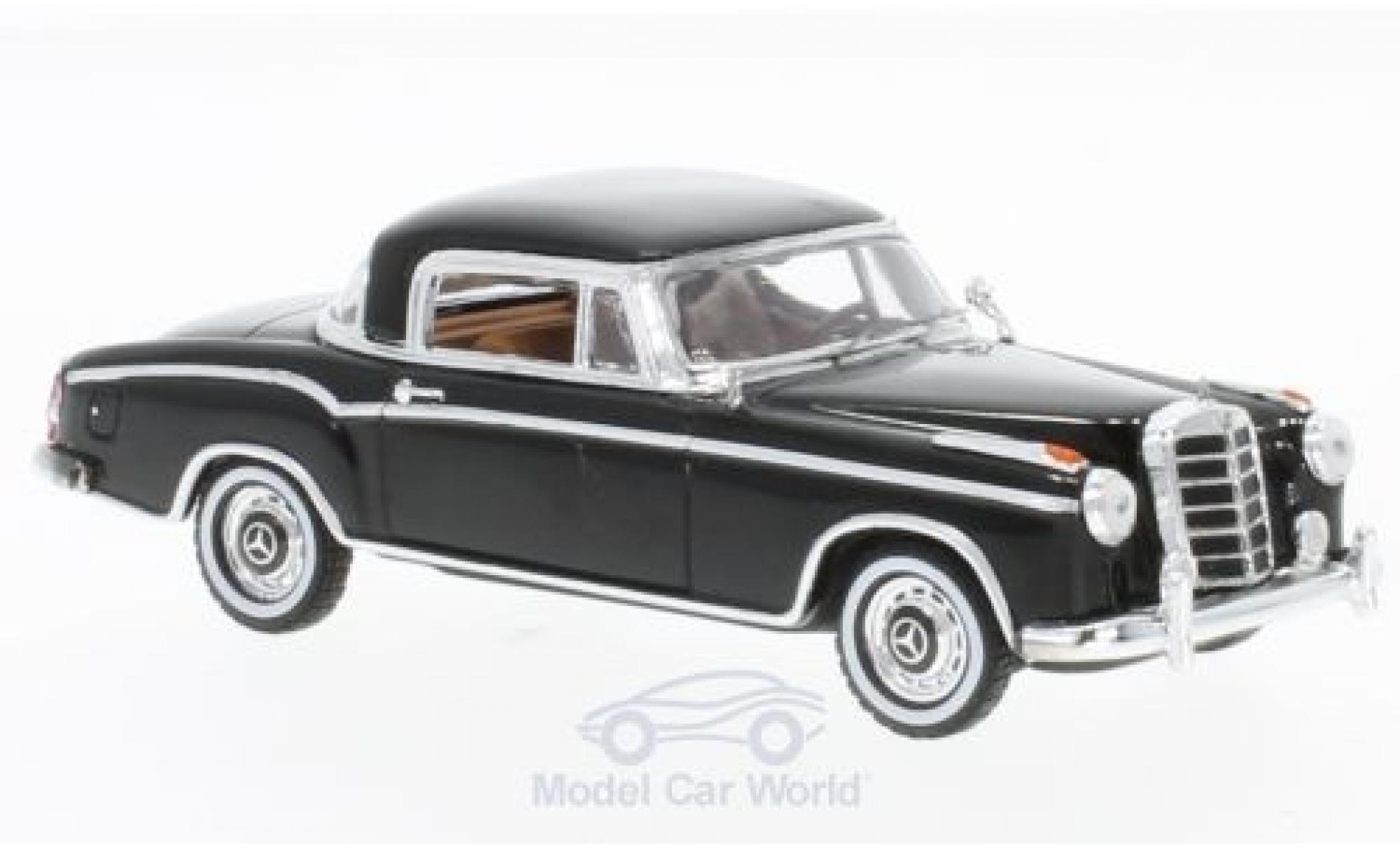 Mercedes 220 SE 1/43 Vitesse Coupe black 1958