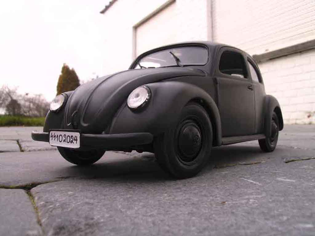 volkswagen kafer coccinelle kdf de 1941 burago modellauto. Black Bedroom Furniture Sets. Home Design Ideas